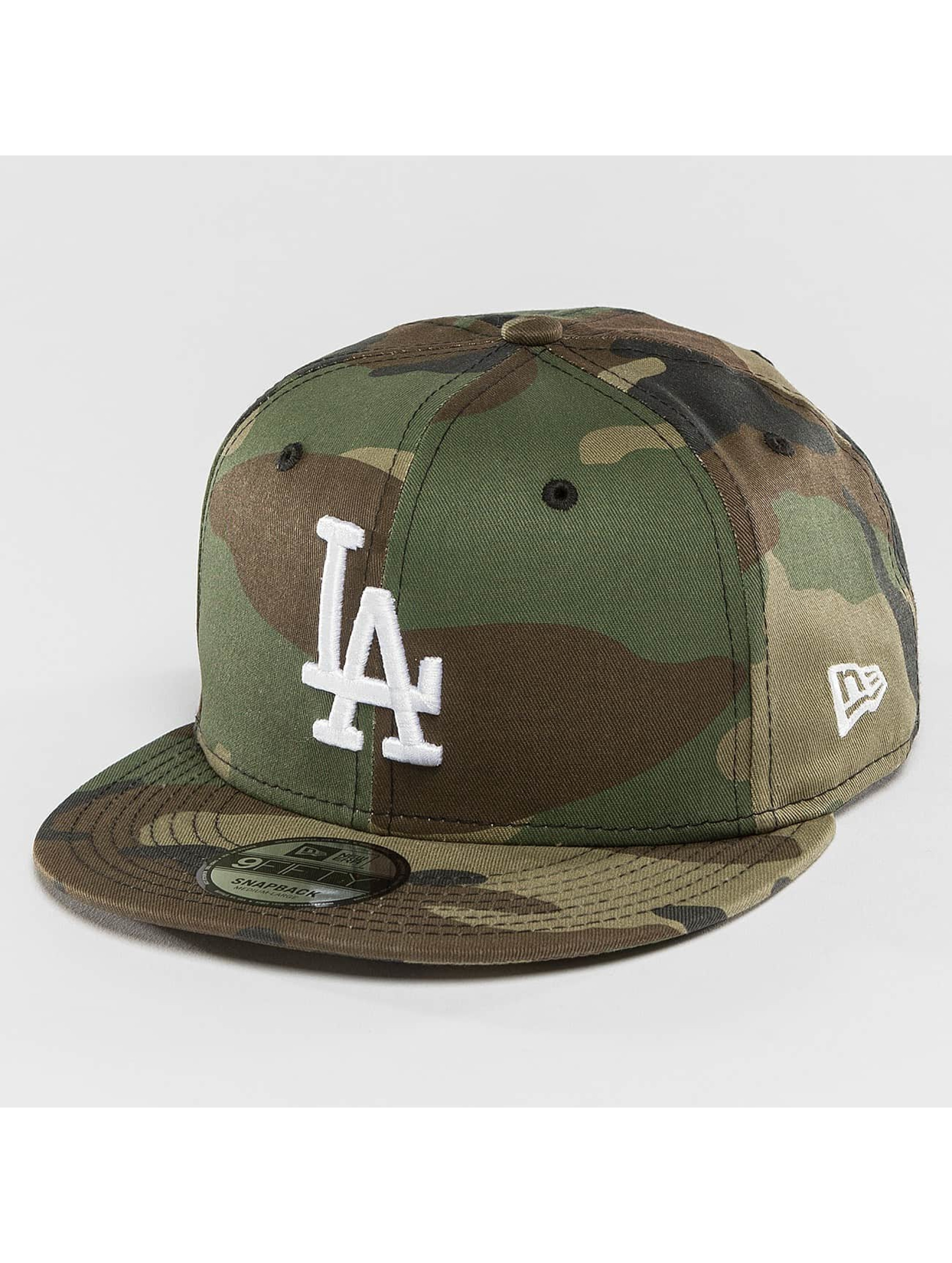 New Era Snapback Caps League Essential LA Dodgers 9Fifty kamuflasje