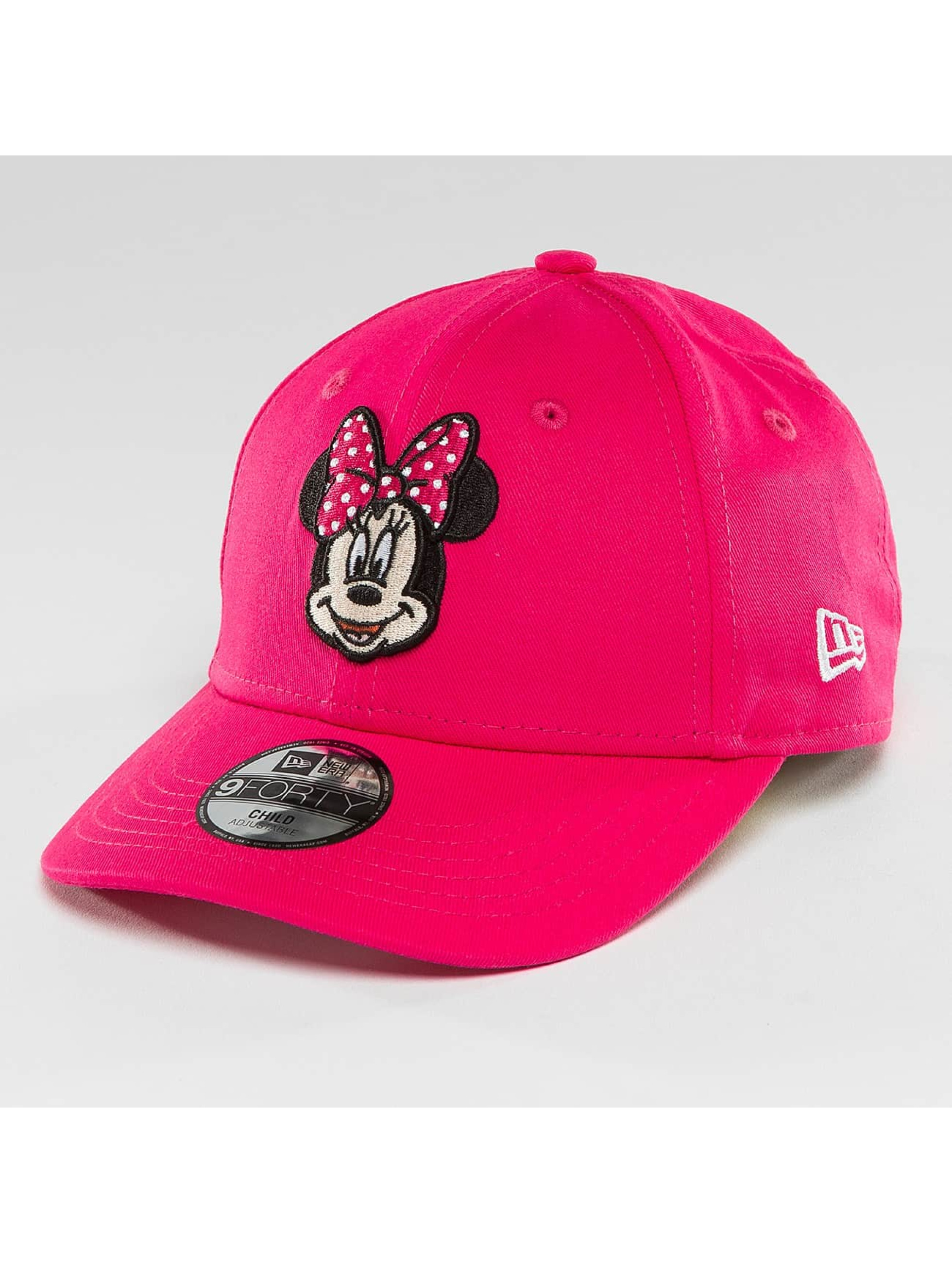 New Era Snapback Caps Essential Minnie Mouse 9Forty lyserosa