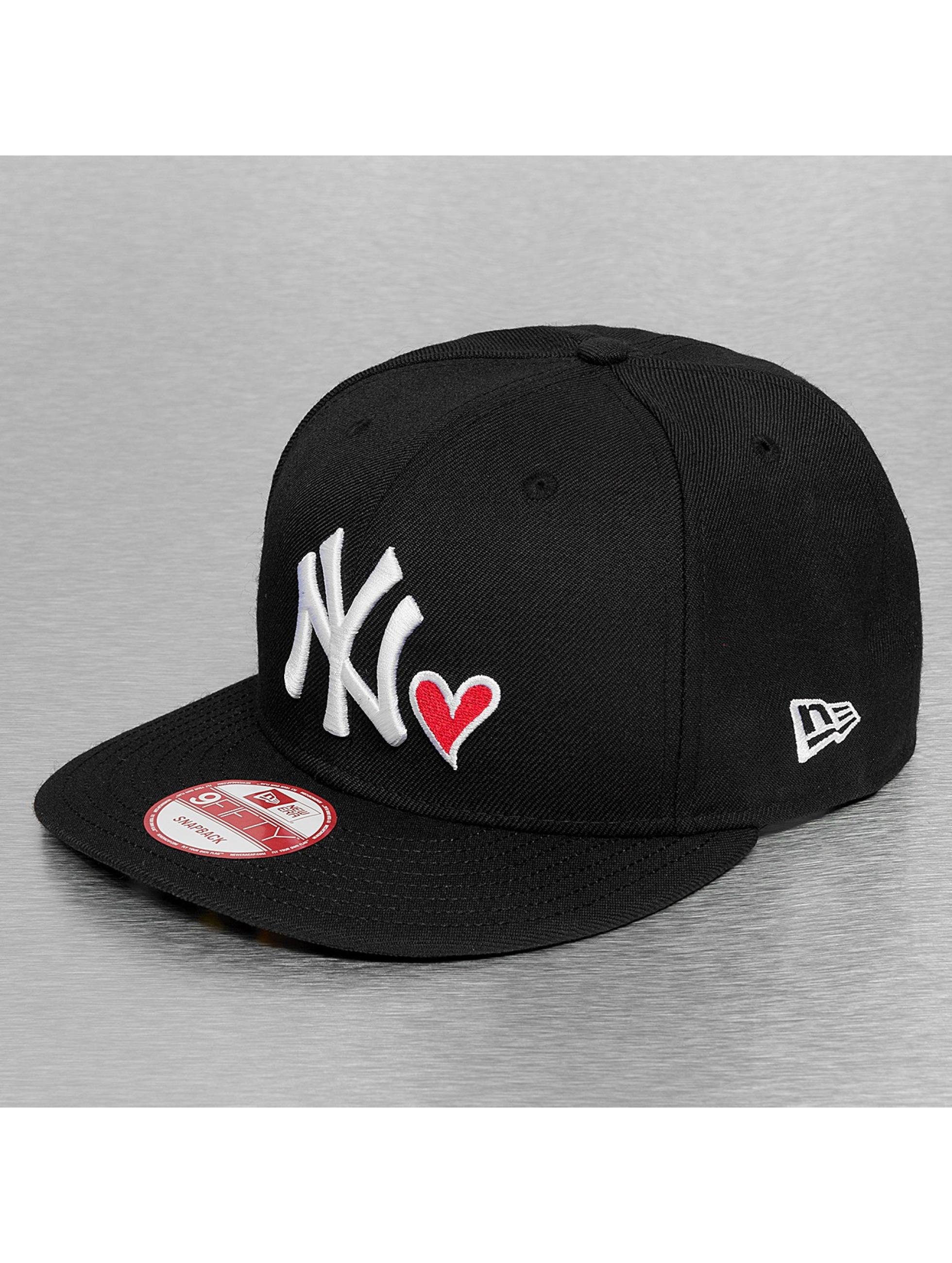 New Era Snapback Caps With Hearts NY Yankees musta