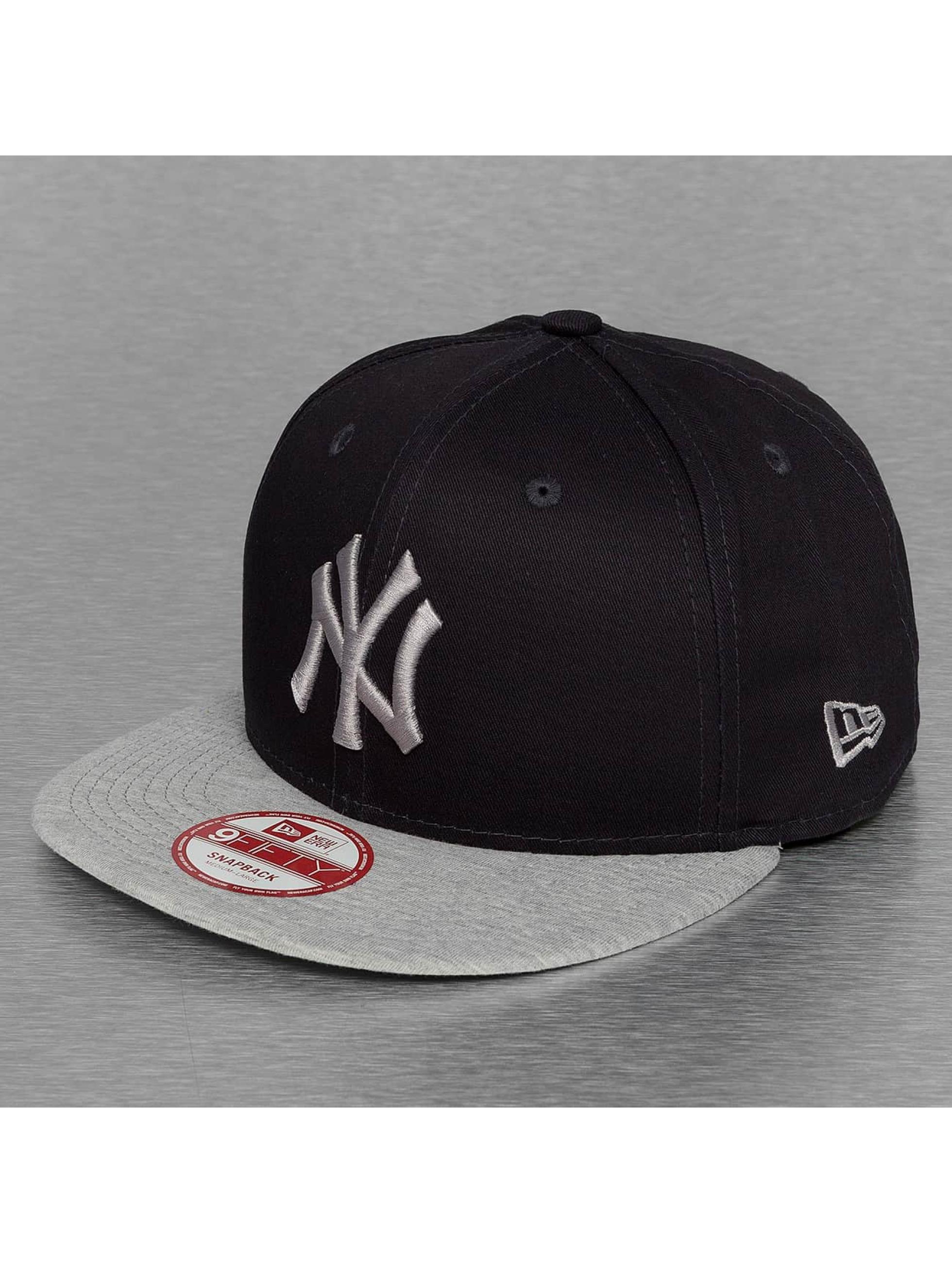 New Era Snapback Caps Jersey Team NY Yankees niebieski