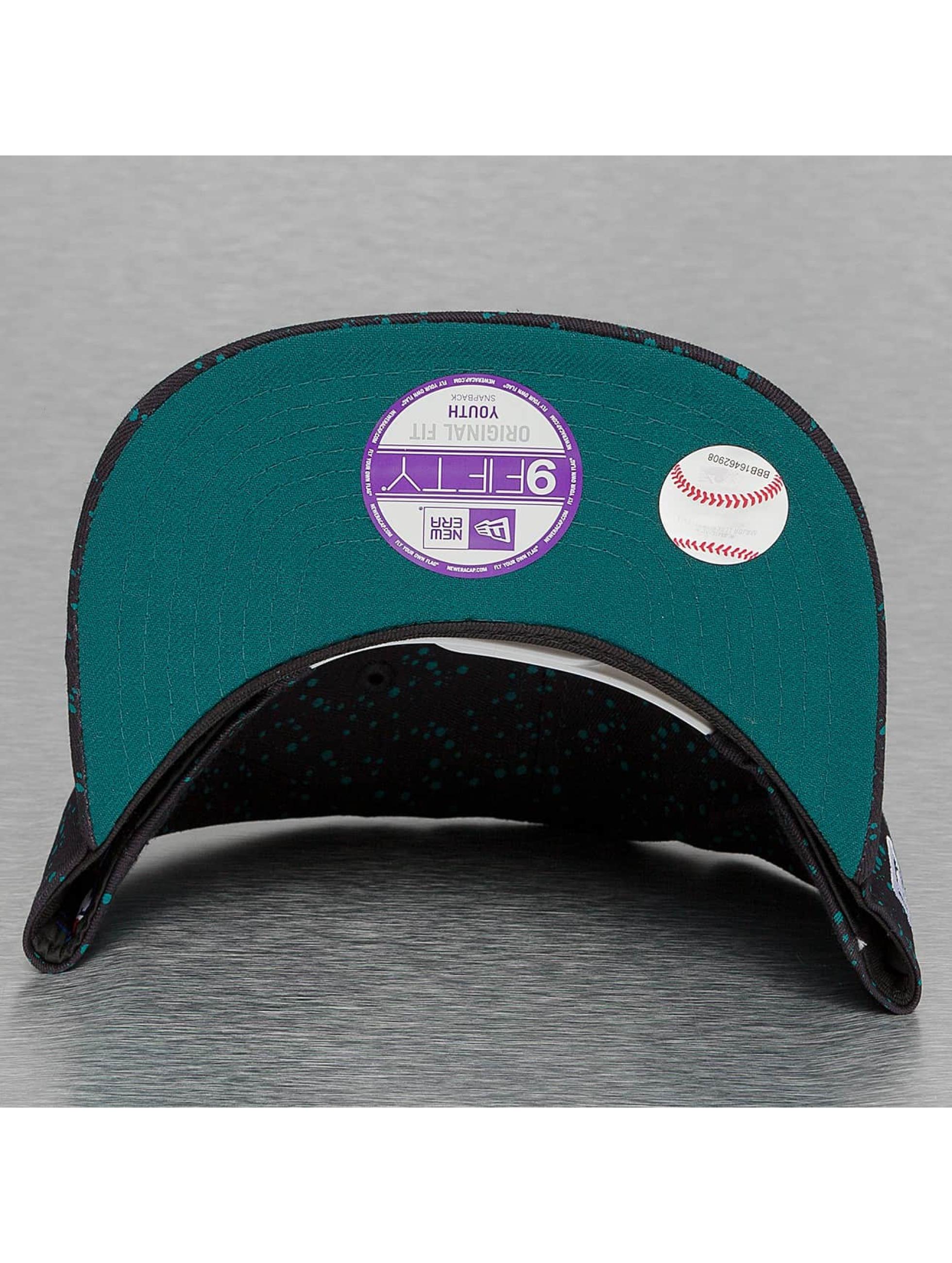 New Era Snapback Caps Paint Spot Los Angeles Dodgers sininen