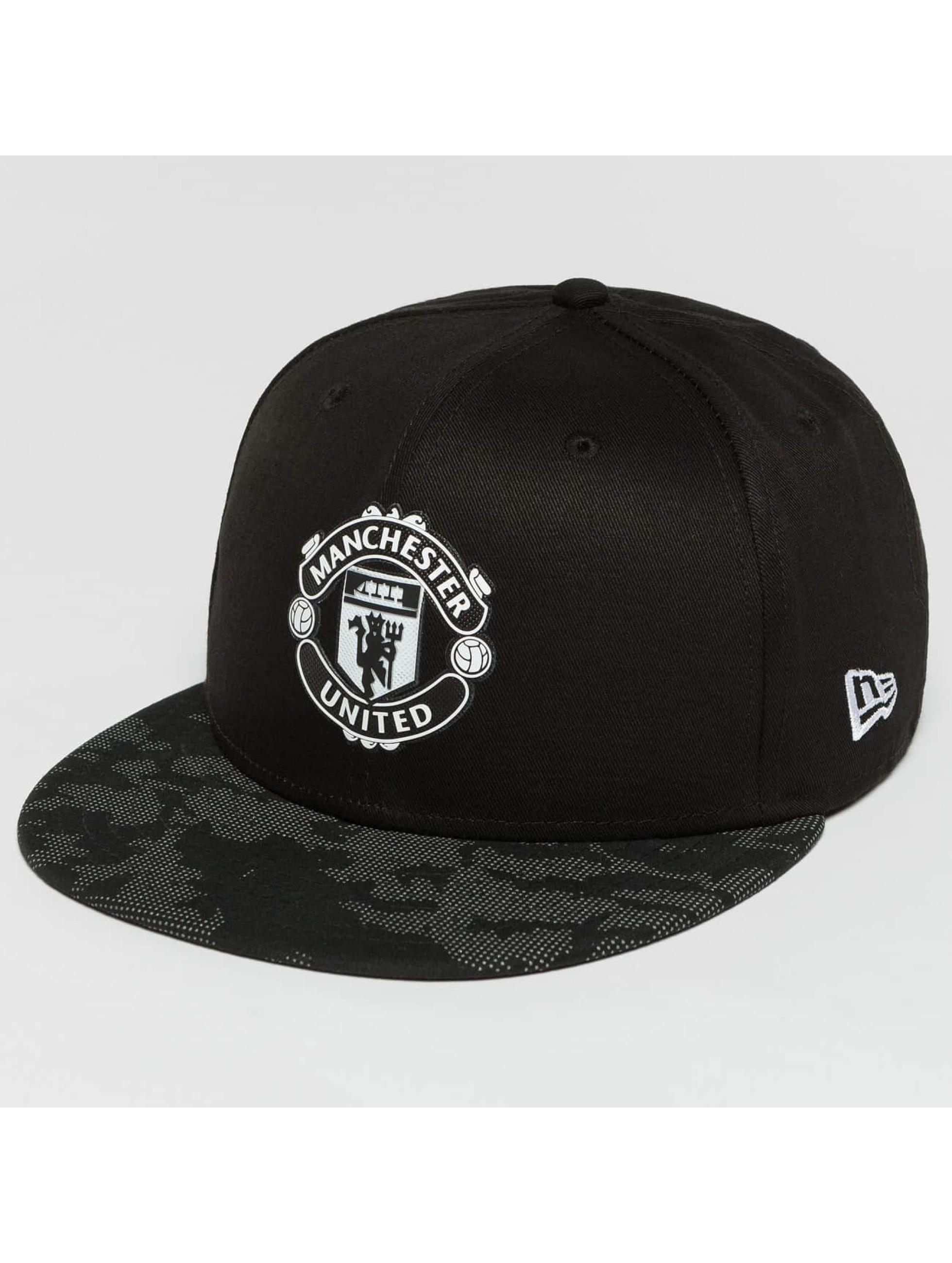 New Era Snapback Caps Reflect Camo UTD svart