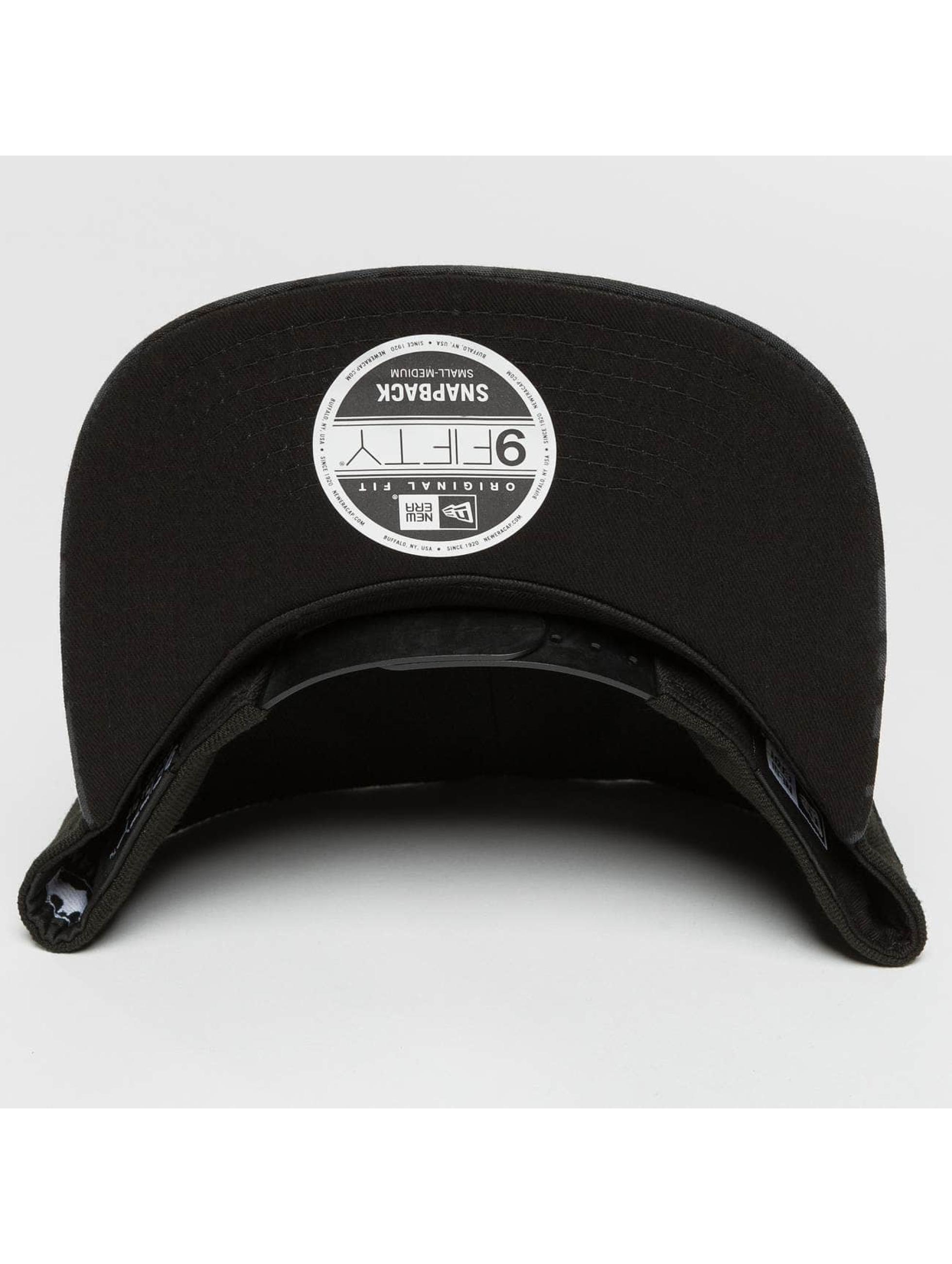 New Era Snapback Caps Camo MTL Hero Batman 9Fifty svart