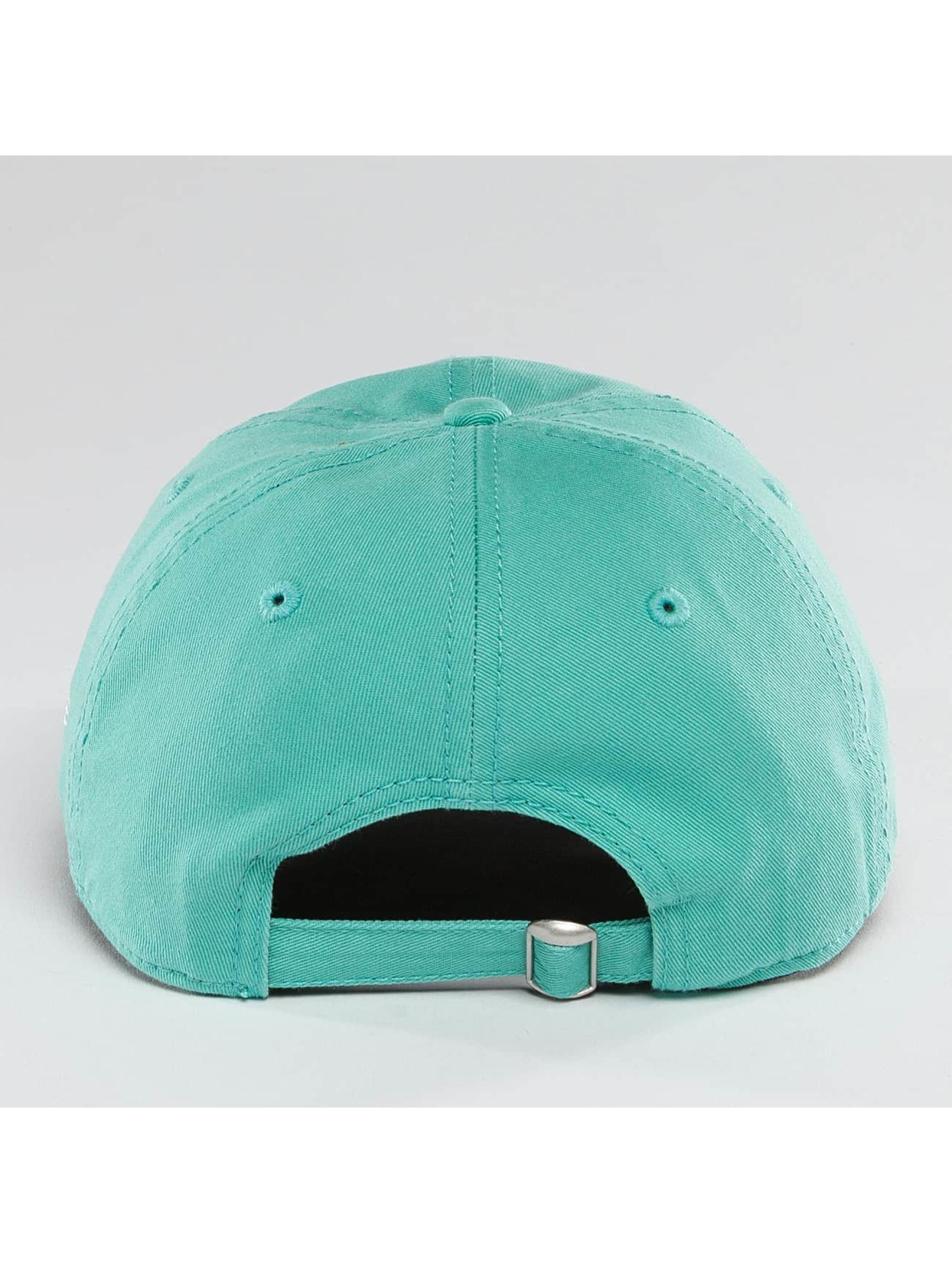 New Era Snapback Caps Pastel Micro LA Dodgers 9Twenty tyrkysový