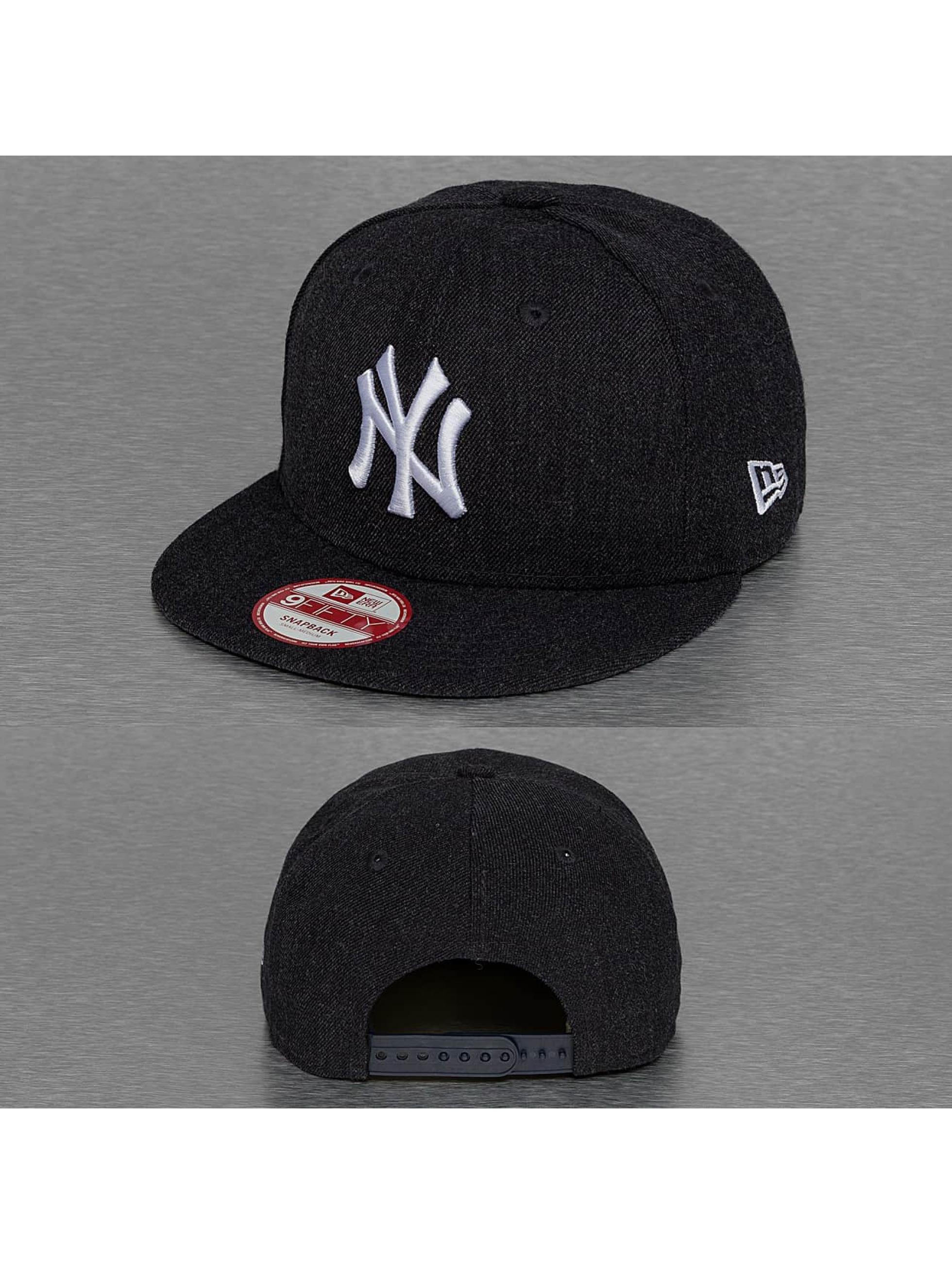 New Era Snapback Tonal Team NY Yankees modrá