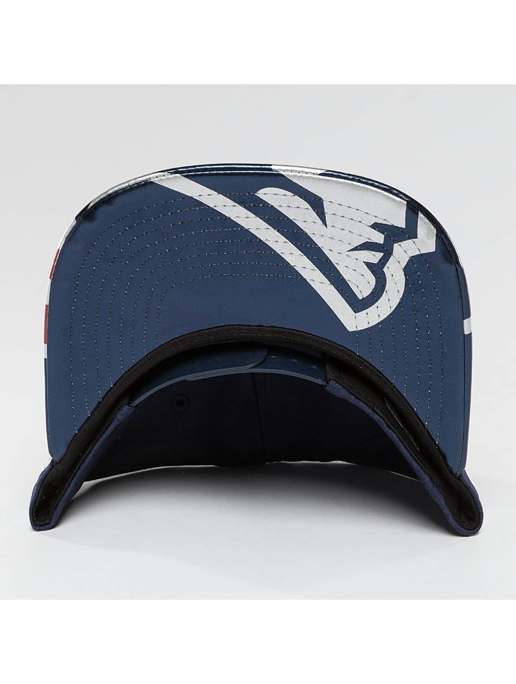 New Era Snapback NFL Offical On Stage New England Patriots 9Fifty modrá
