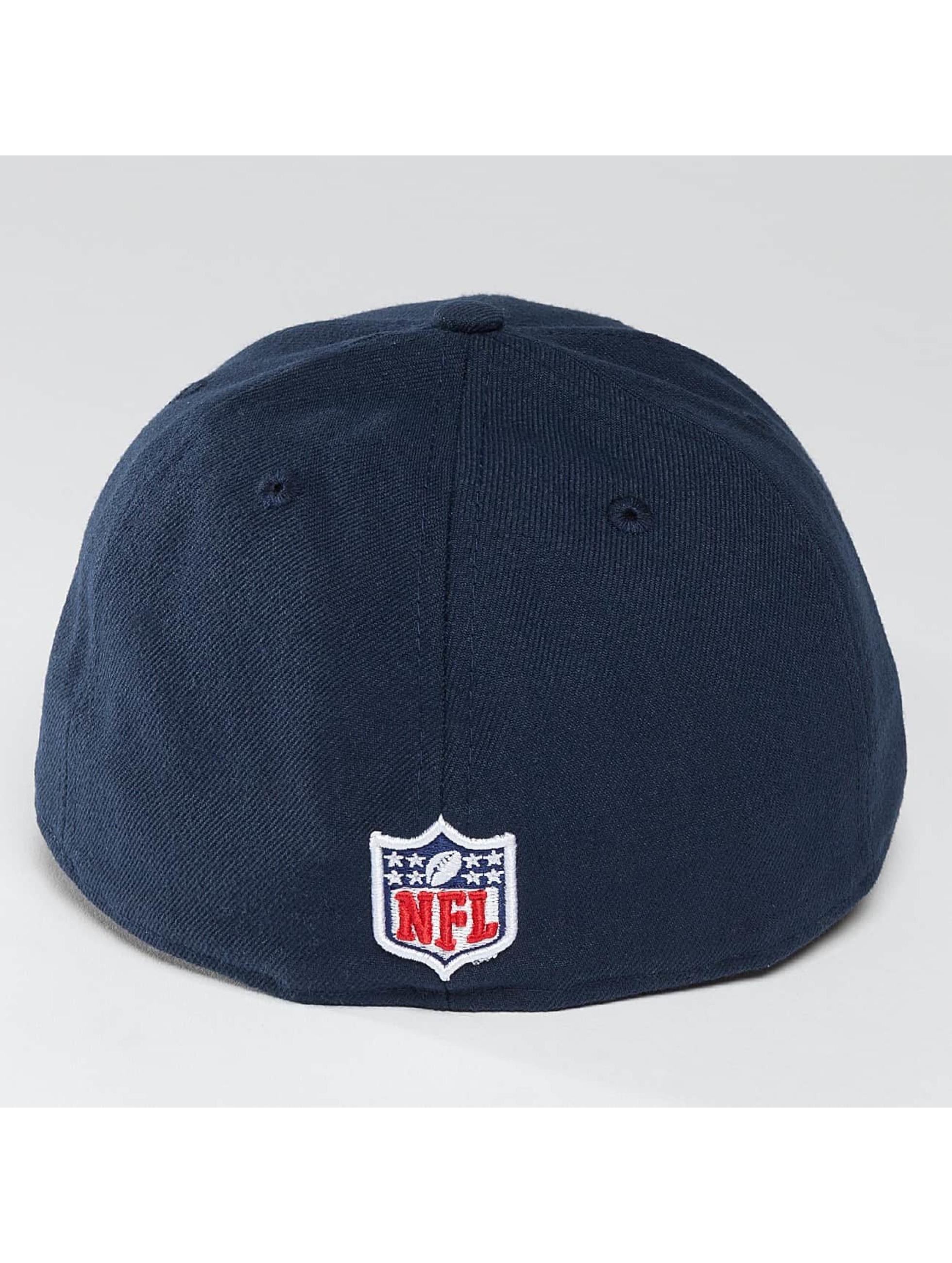 New Era Snapback Team Classic New England Patriots modrá