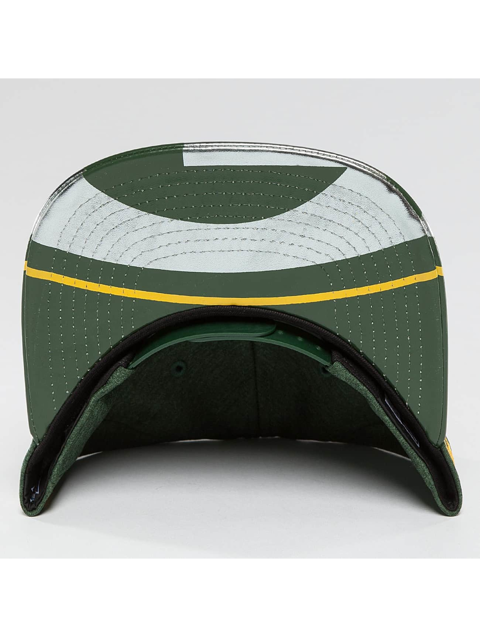 New Era Snapback NFL Offical On Stage Green Bay Packers 9Fifty zelená