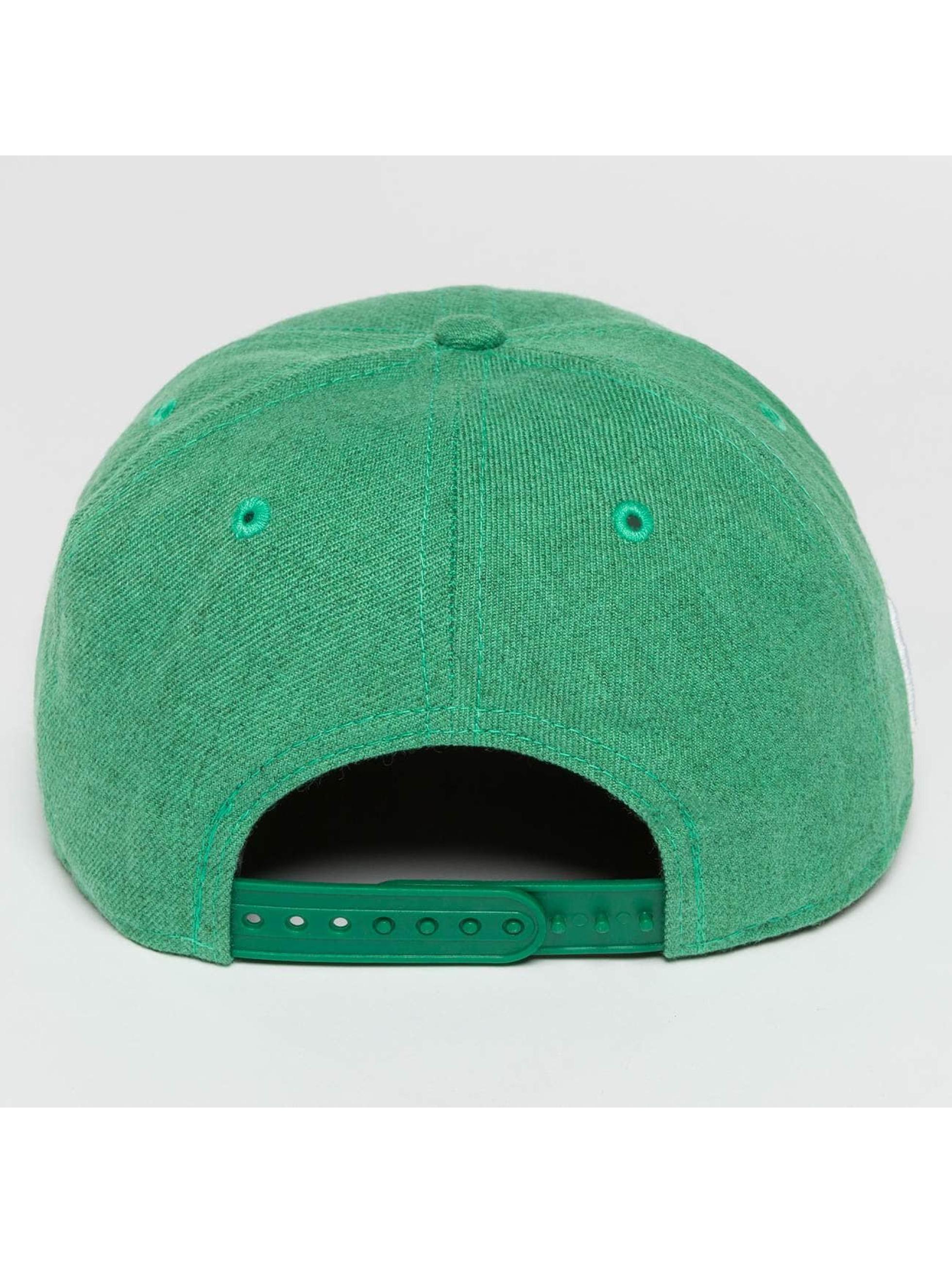 New Era Snapback Team Heather Boston Celtics 9Fifty zelená