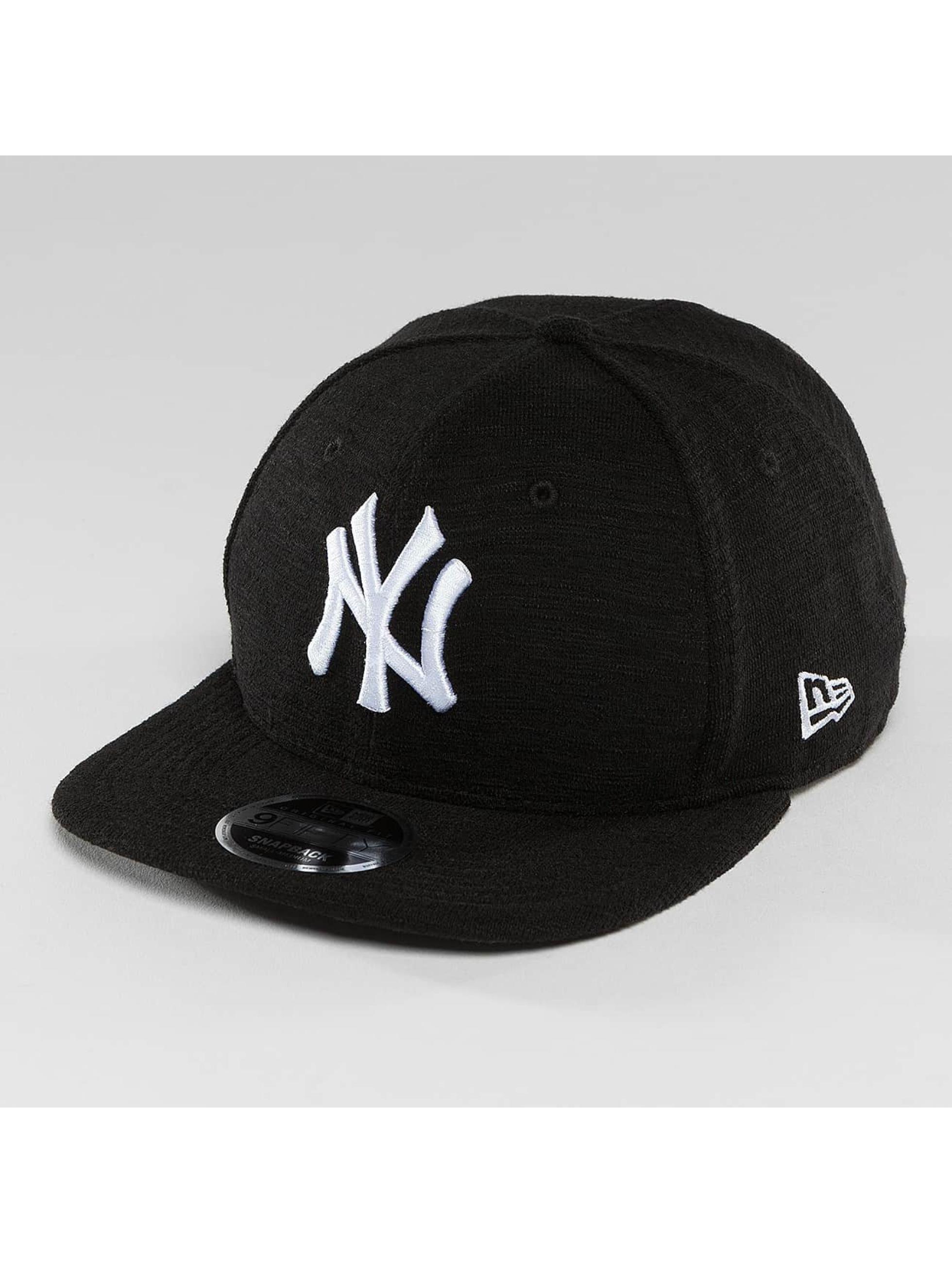 New Era Snapbackkeps Slub NY Yankees 9Fifty svart