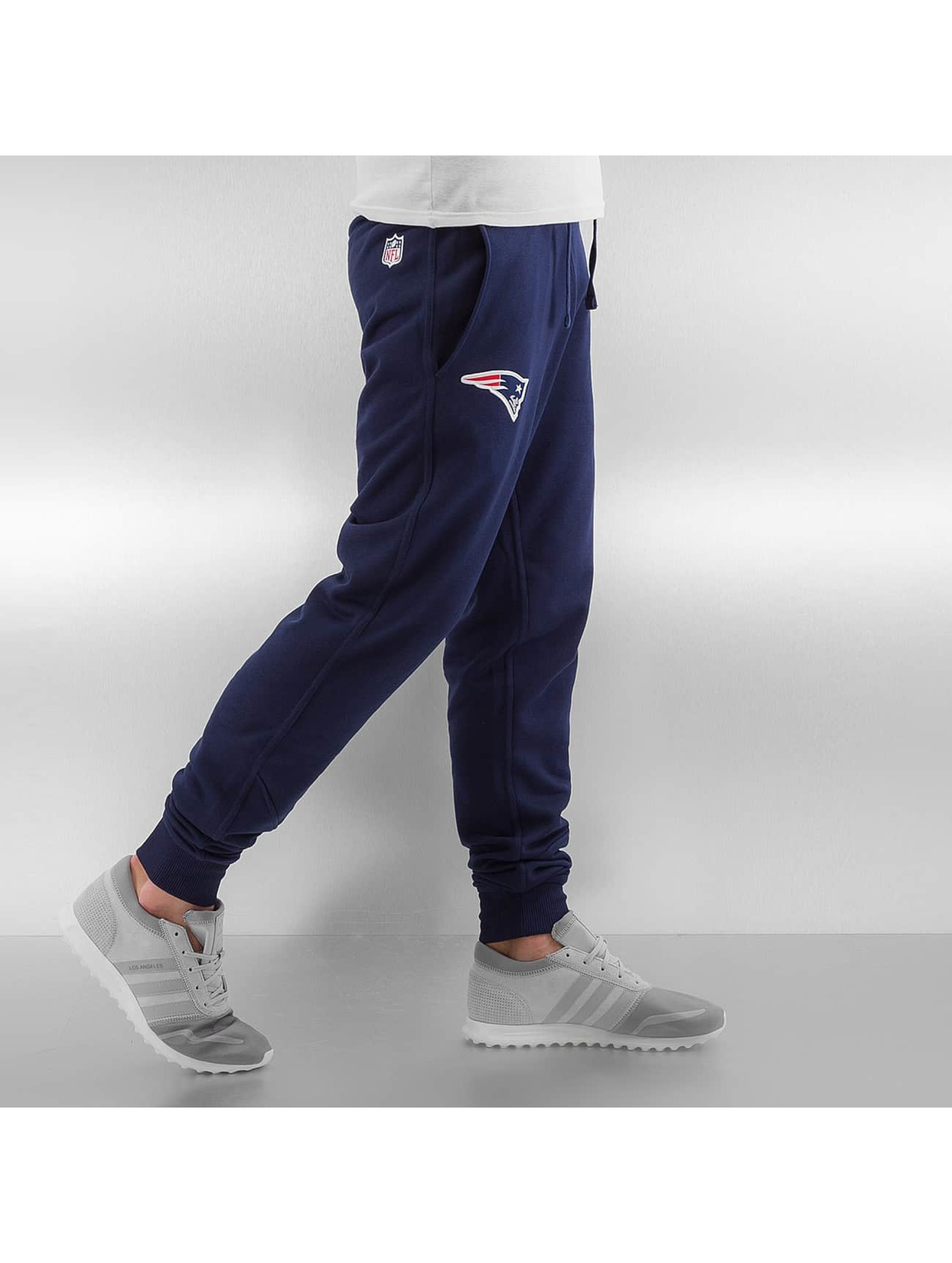 New Era Spodnie do joggingu New England Patriots niebieski
