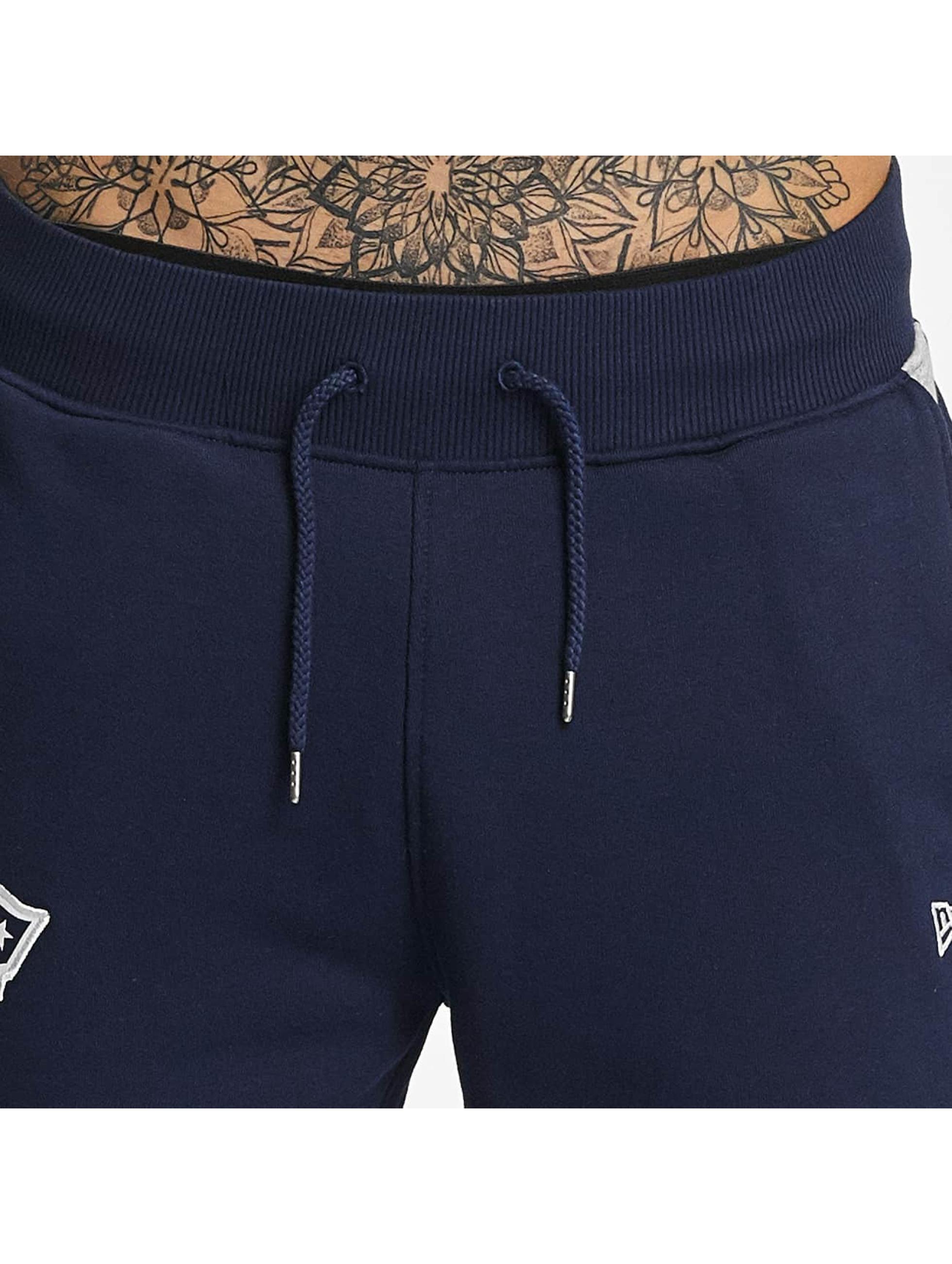 New Era Spodnie do joggingu New England Patriots niebieski
