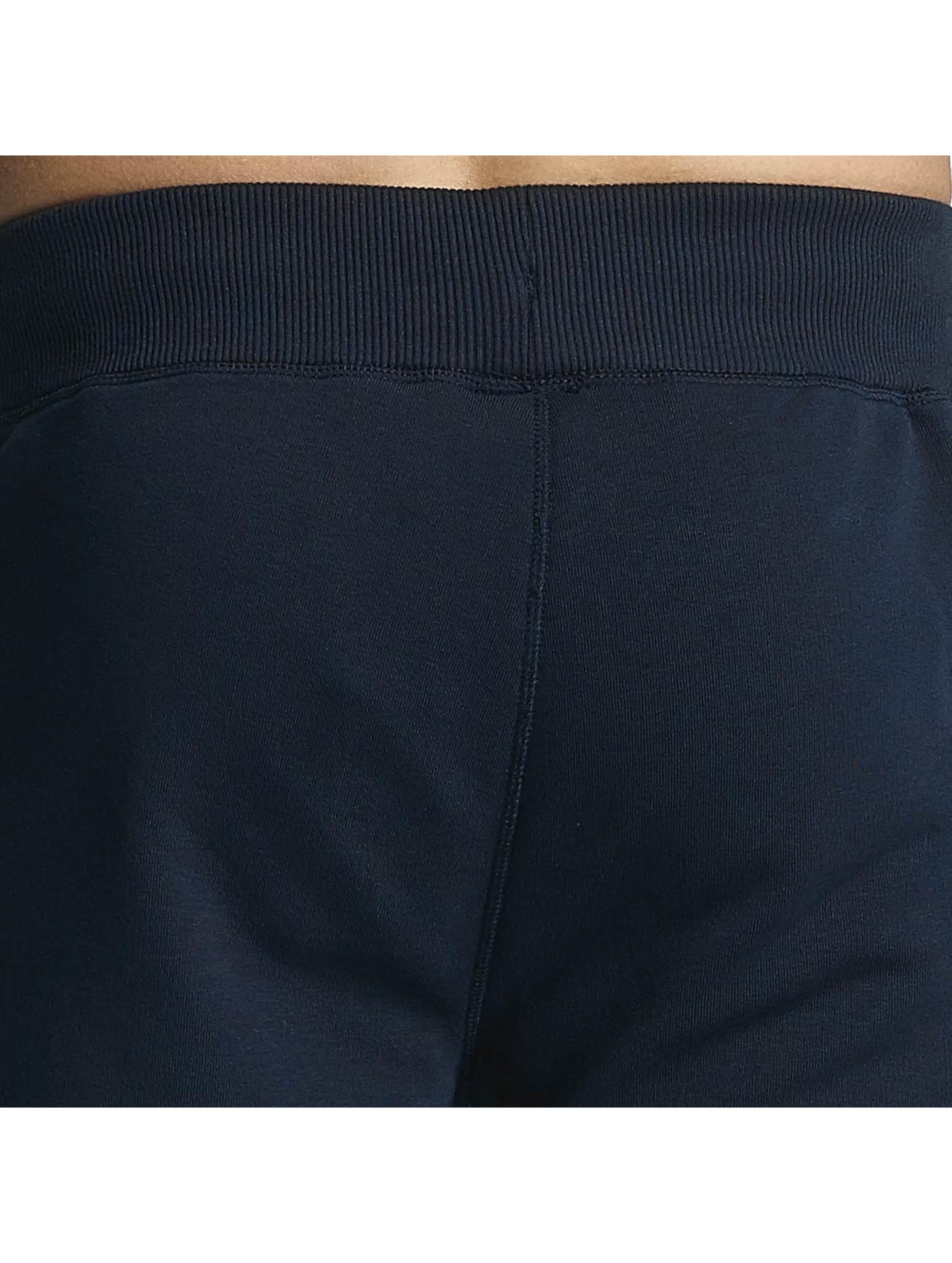 New Era Spodnie do joggingu Tip Off Cleveland Cavaliers niebieski