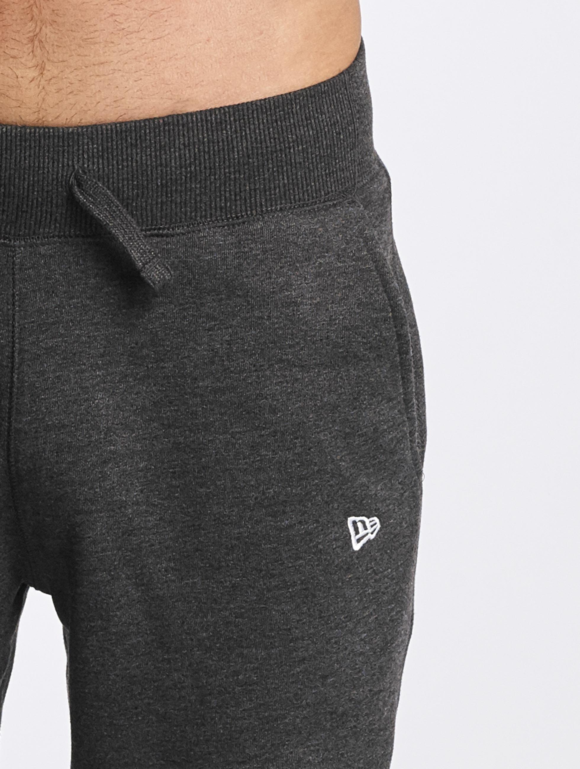 New Era Spodnie do joggingu Team Wordmark Oakland Raiders Tracker szary