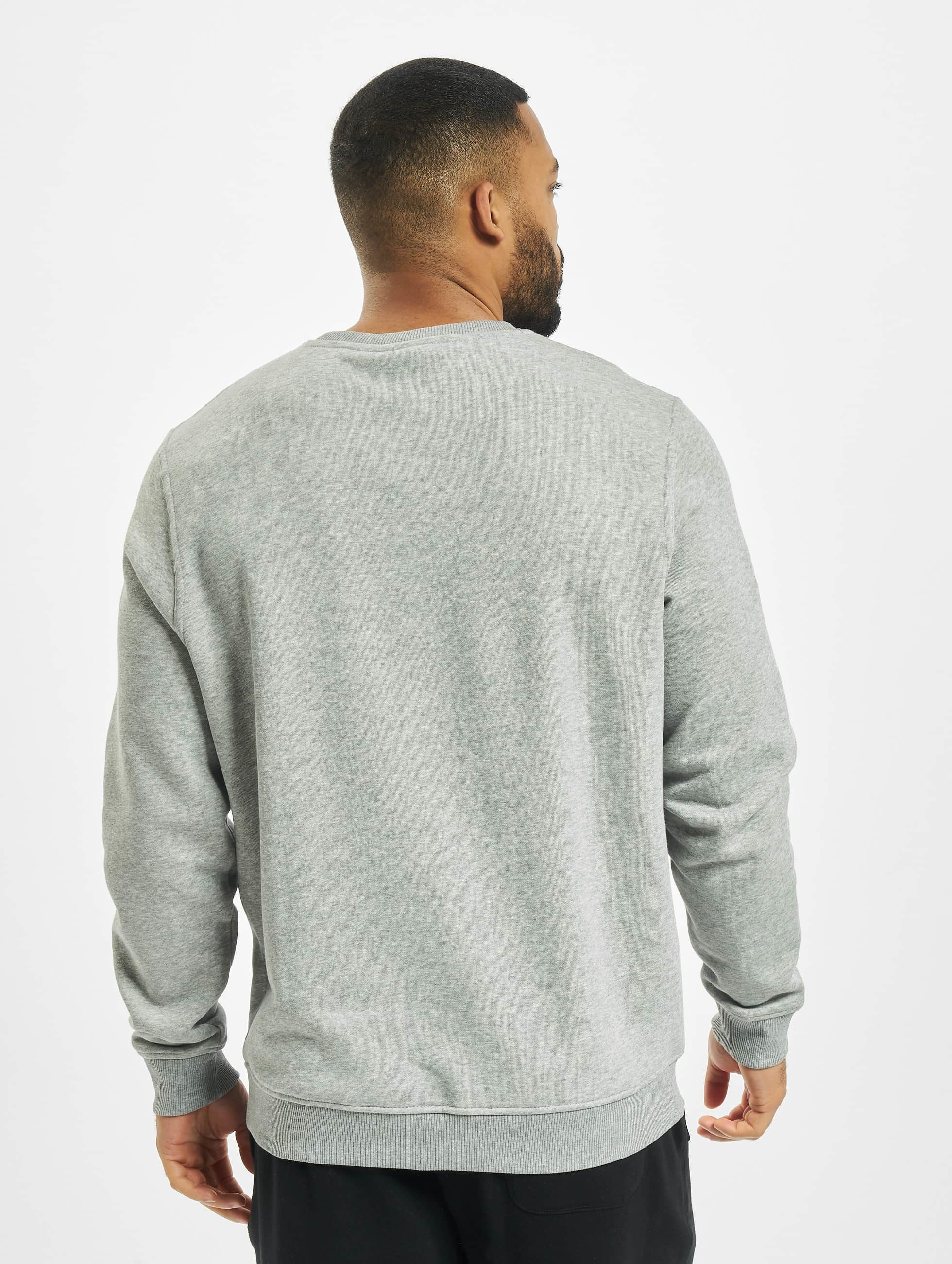 New Era Sweat & Pull Team Logo gris