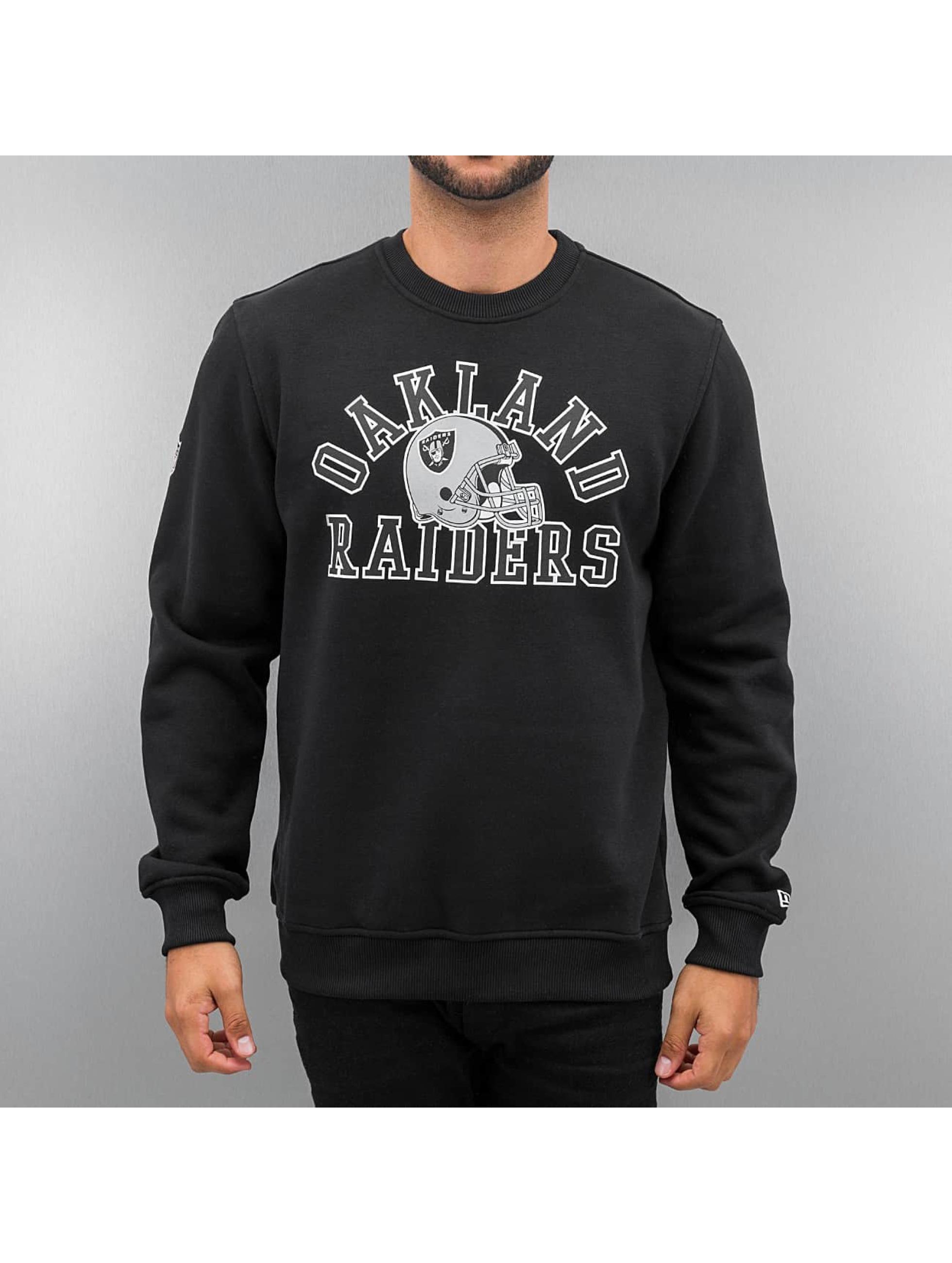New Era Sweat & Pull NFL Oakland Raiders College noir