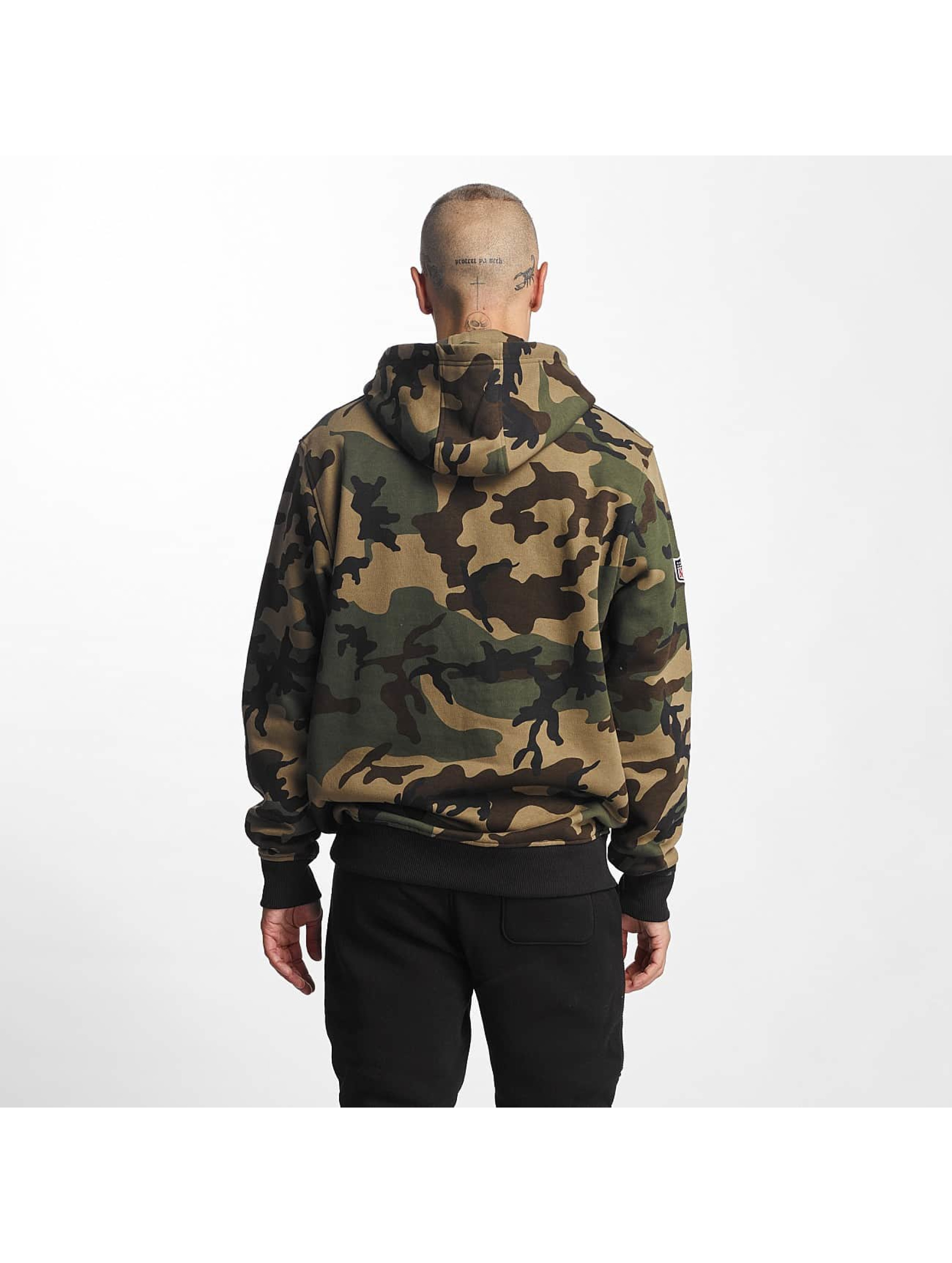 New Era Sweat capuche Woodland Seattle Seahawks camouflage