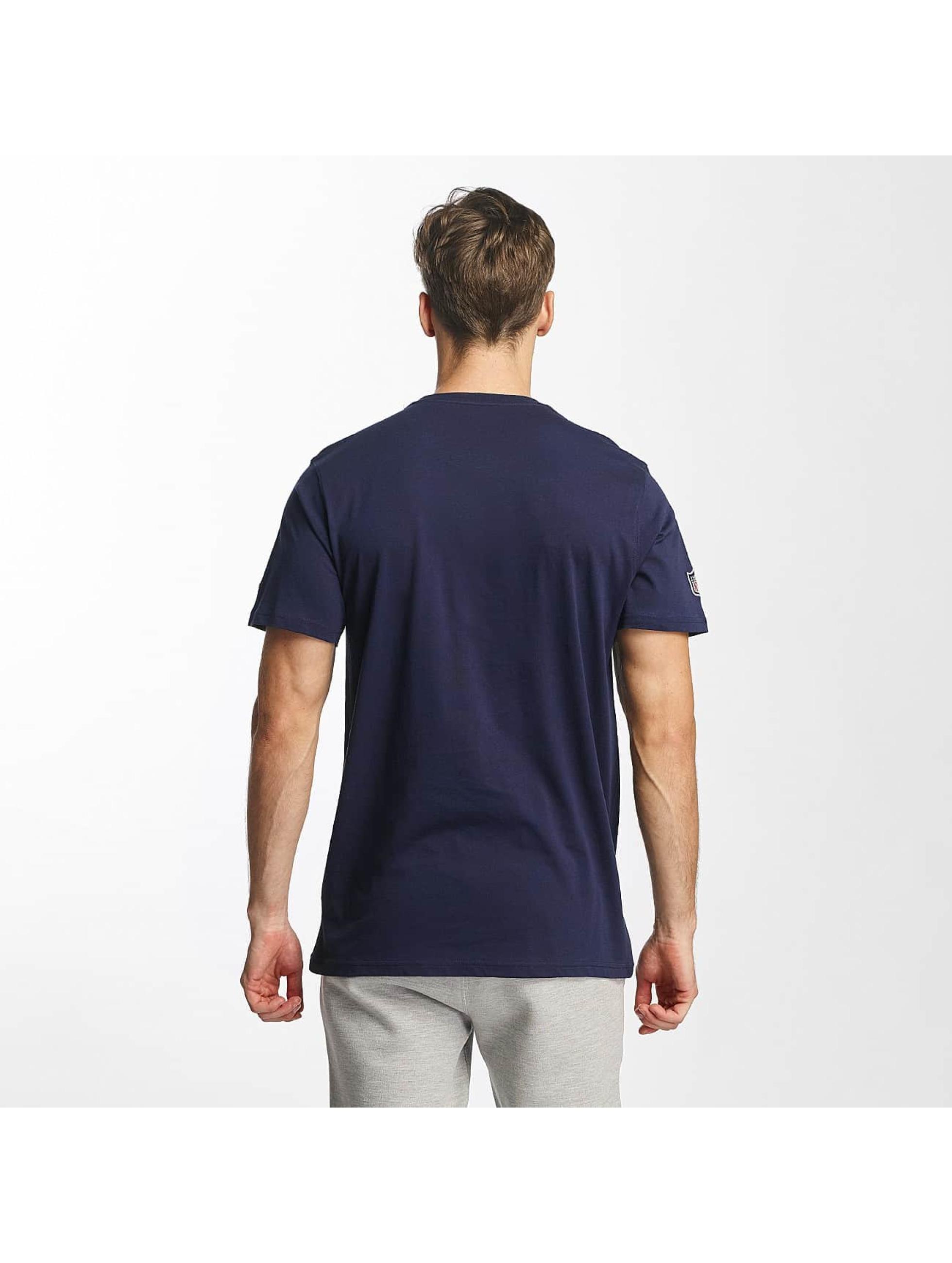 New Era T-Shirt NFL Ultra Fan New England Patriots blau