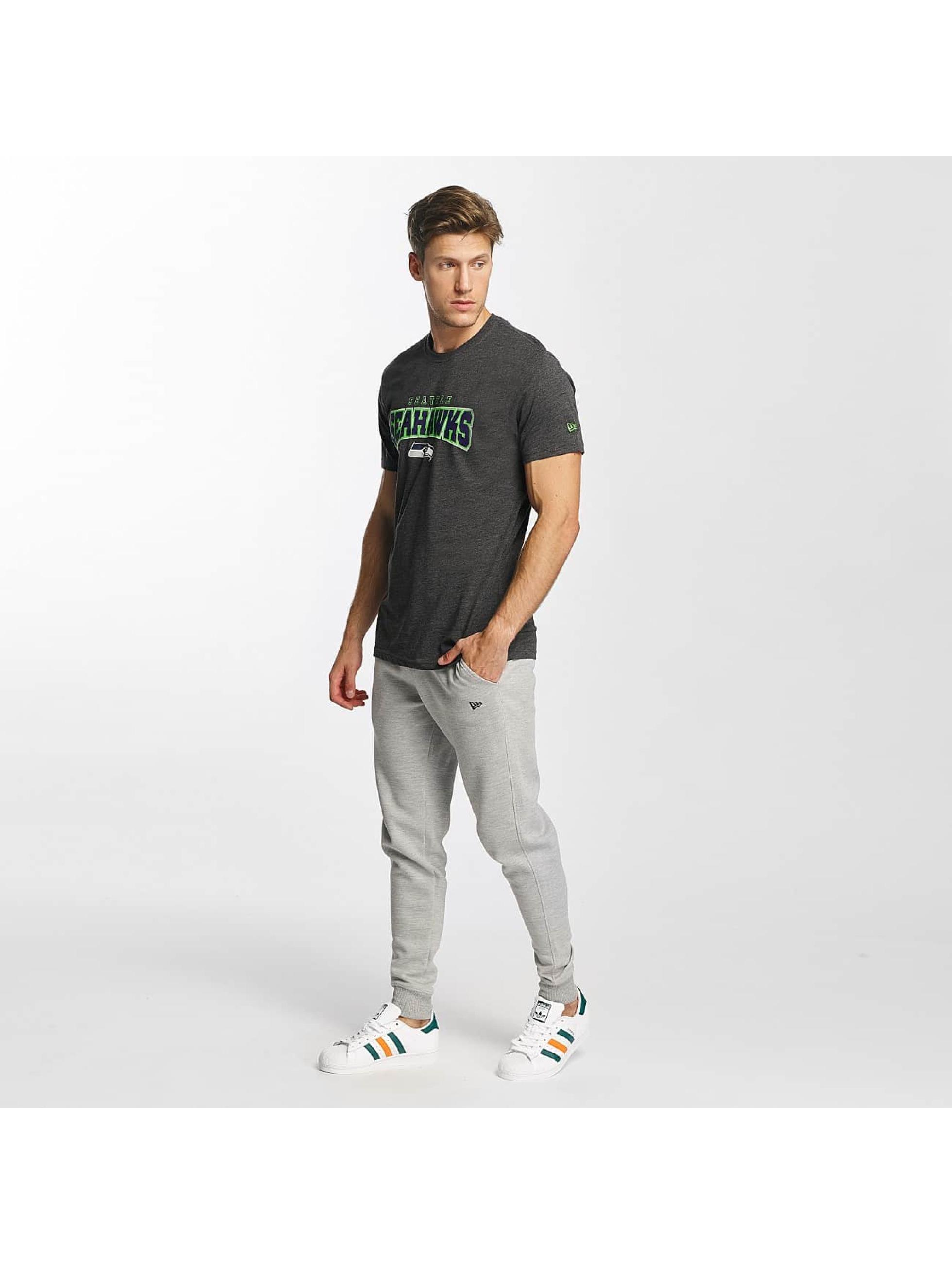 New Era T-Shirt NFL Ultra Fan Seattle Seahawks grau