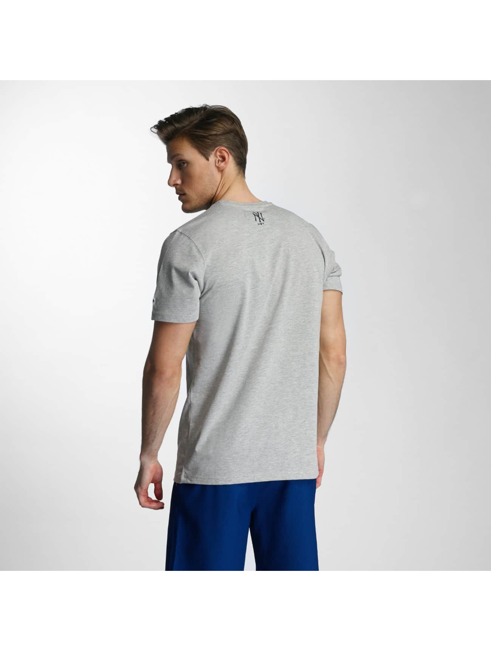 New Era T-Shirt Team App NY Yankees Classic grey