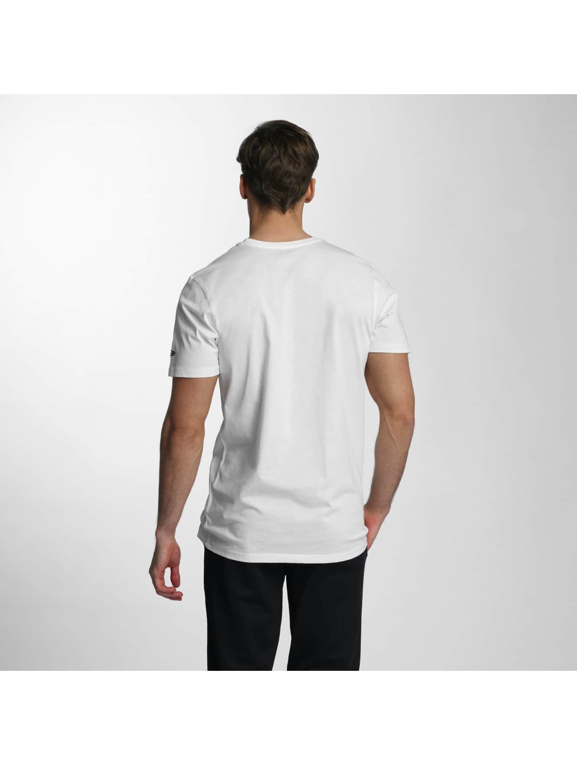 New Era T-Shirt Ice Cream white