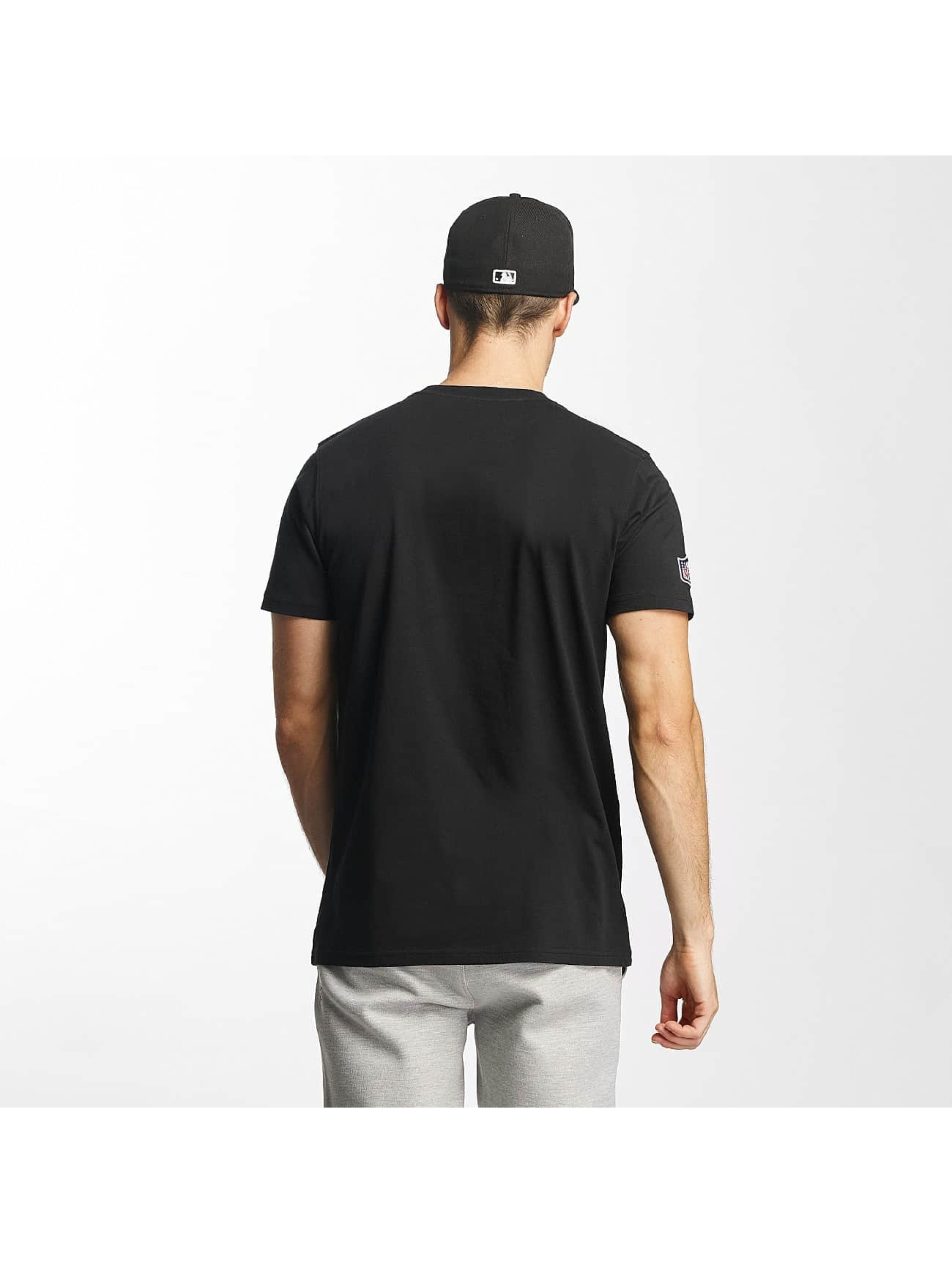 New Era T-skjorter NFL Ultra Fan Pittsburgh Steelers svart