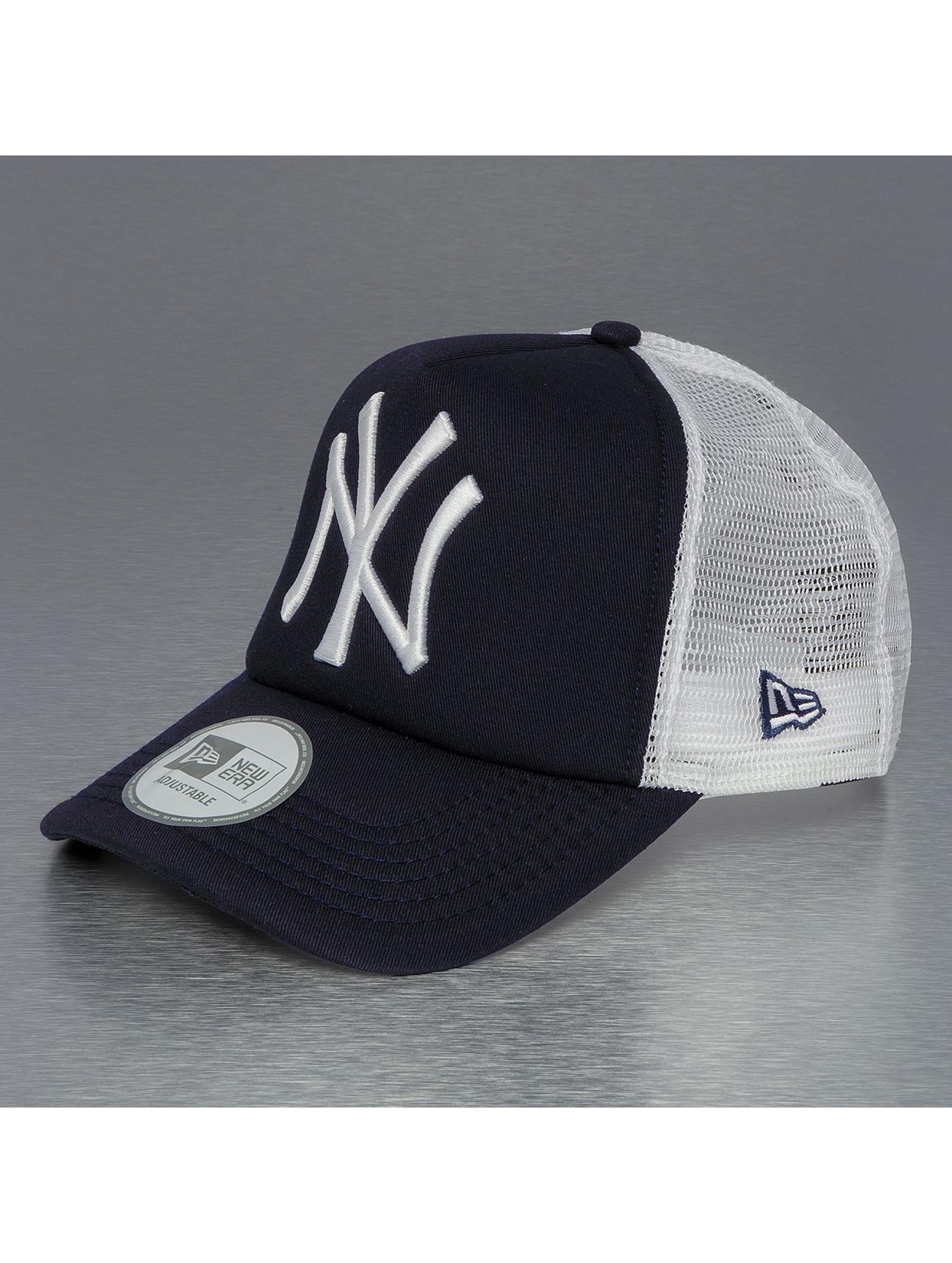 New Era trucker cap Clean blauw