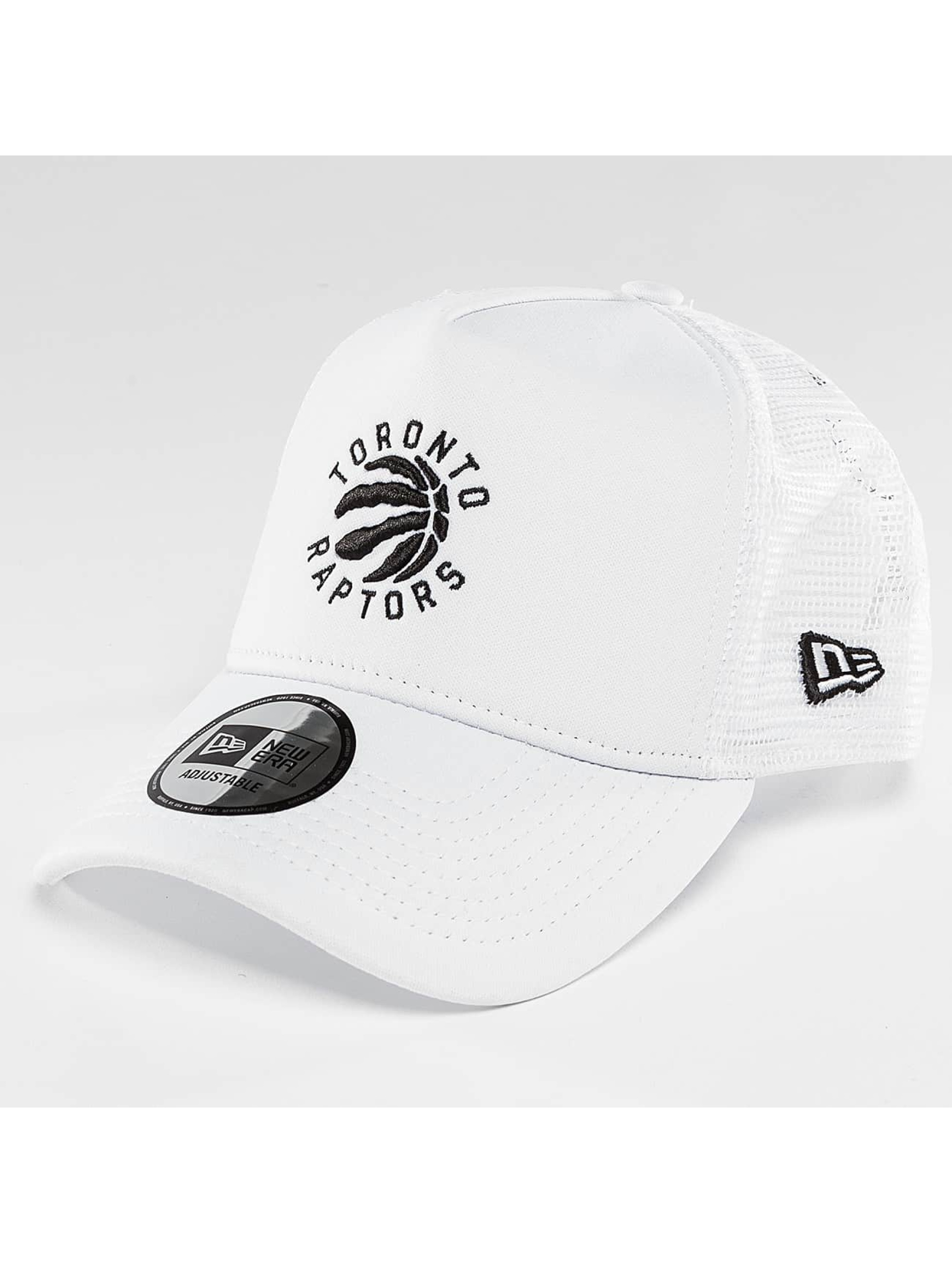 New Era Trucker Cap Classic Foam Toronto Raptors white