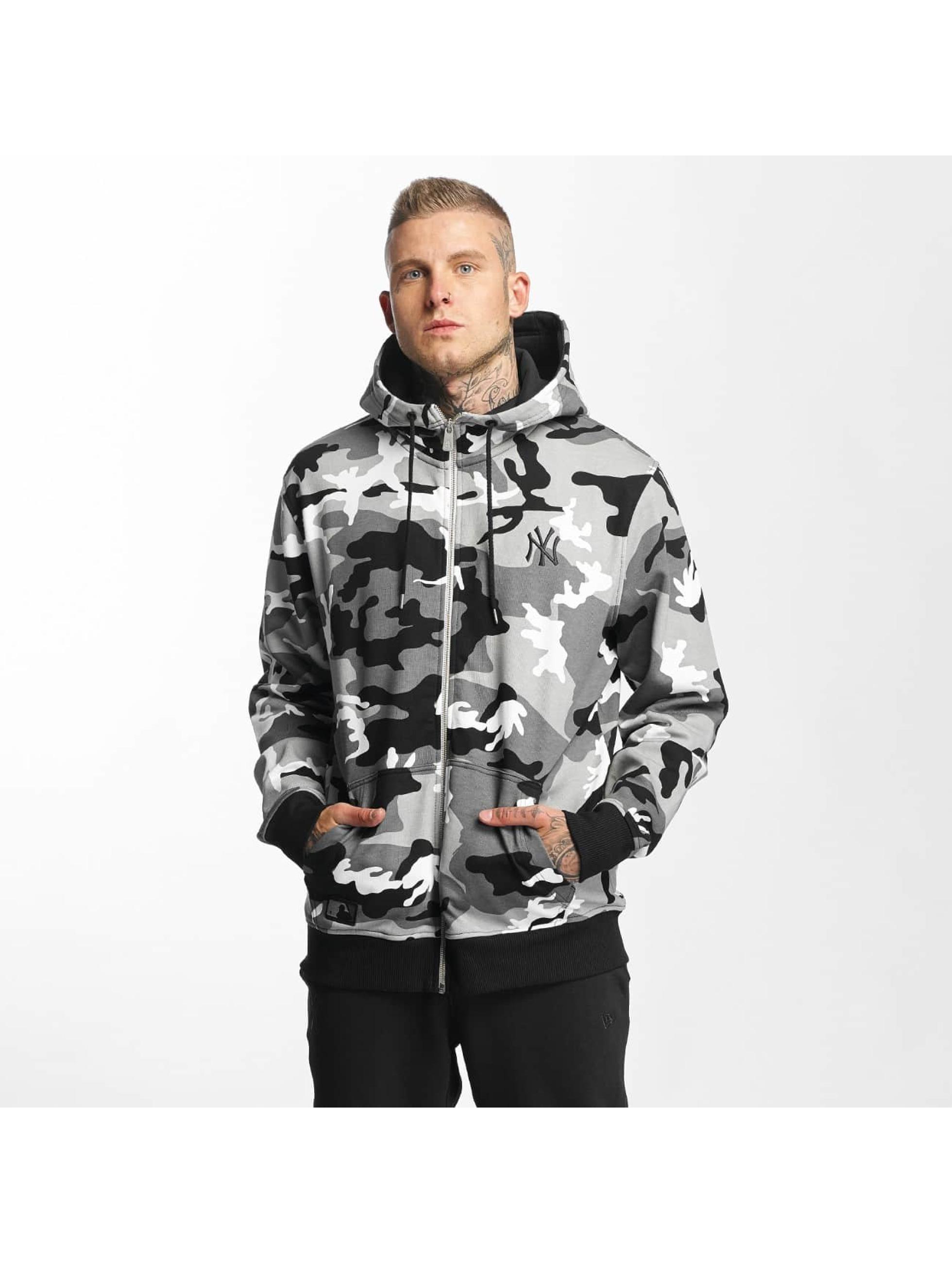 New Era Zip Hoodie Ny Yankees camouflage