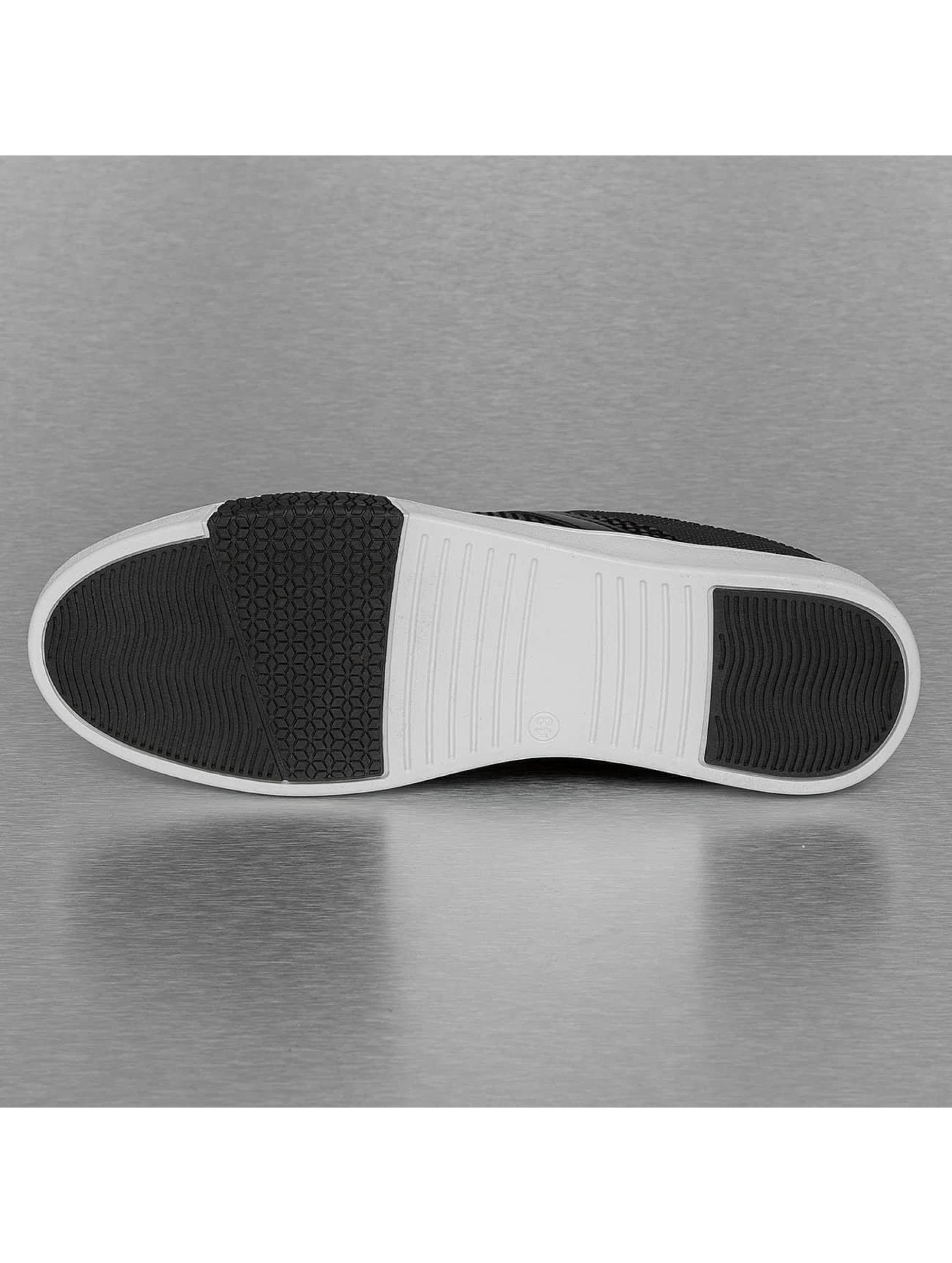 New York Style Сникеры Perforated Pattern черный