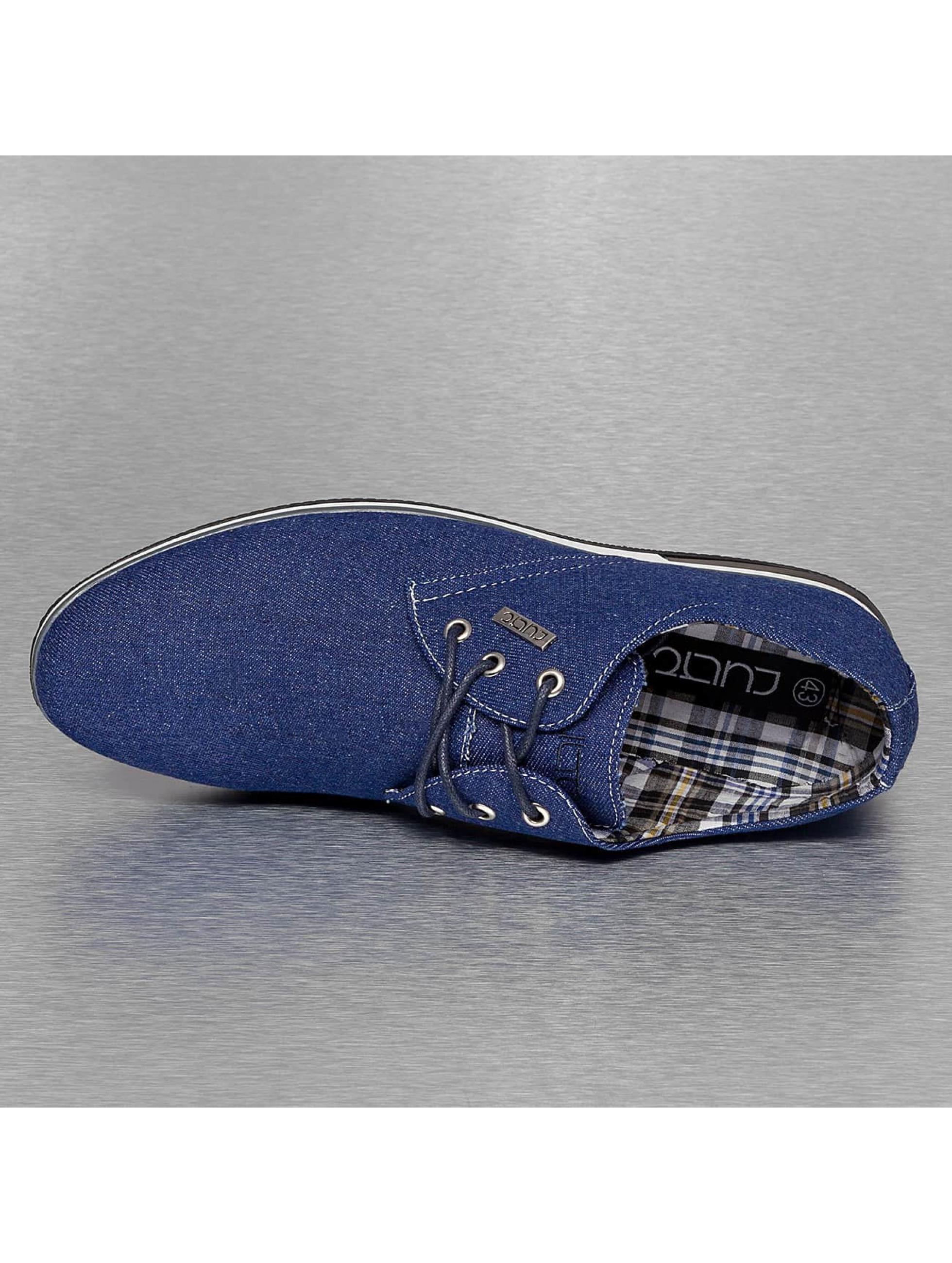 New York Style Baskets Galway Denim bleu