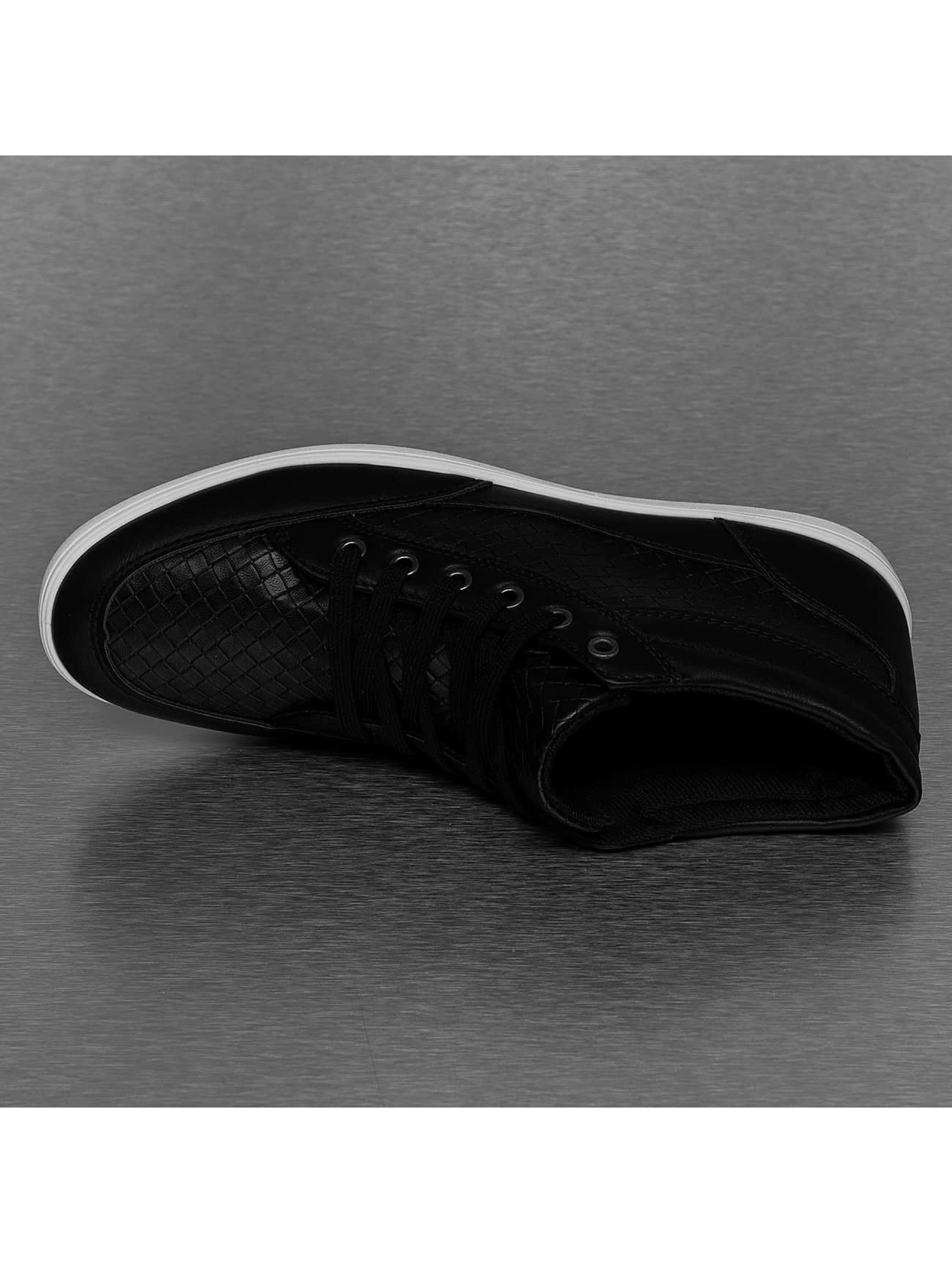 New York Style Baskets PU Braided noir