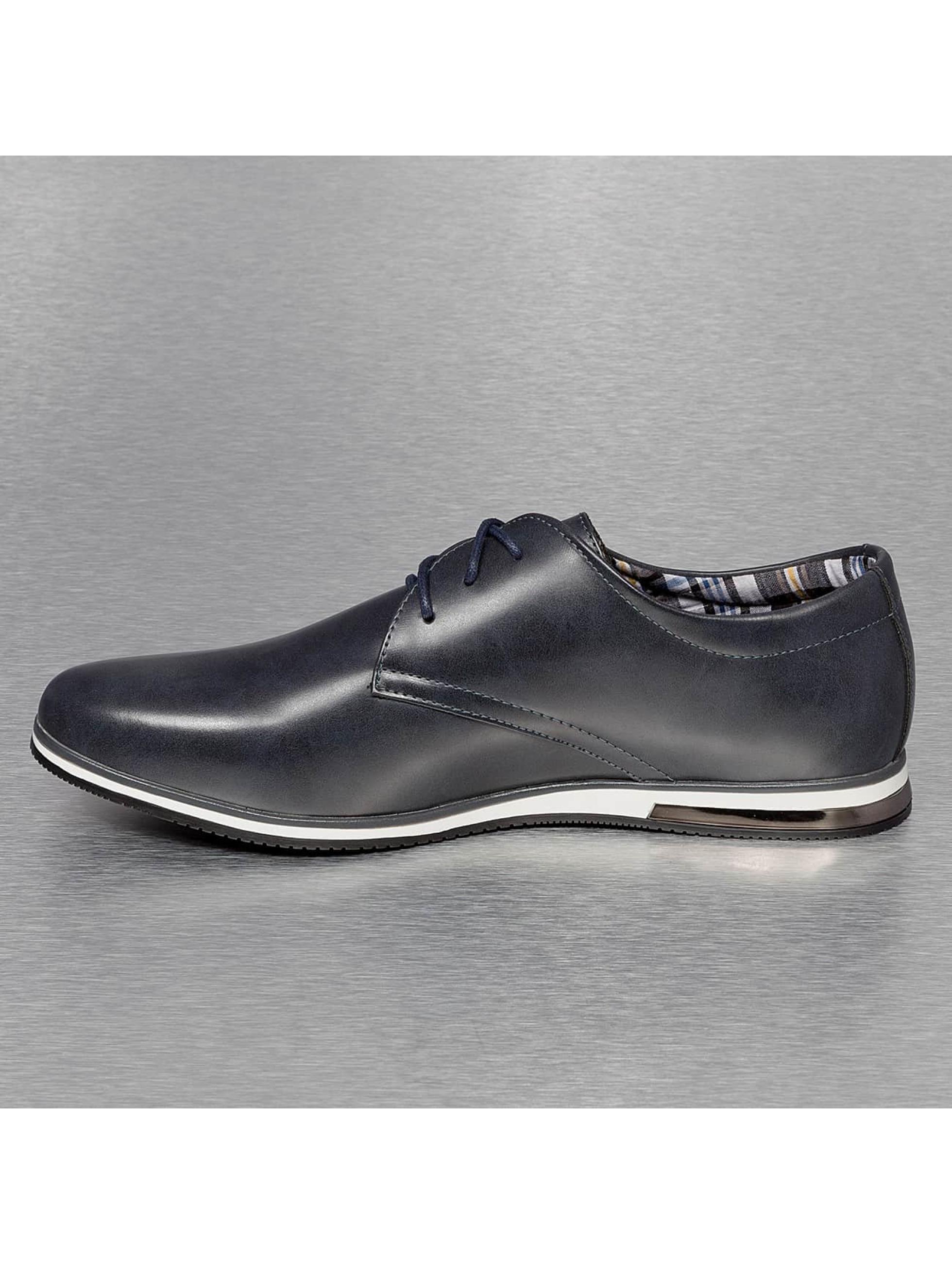 New York Style Sneaker Galway blau