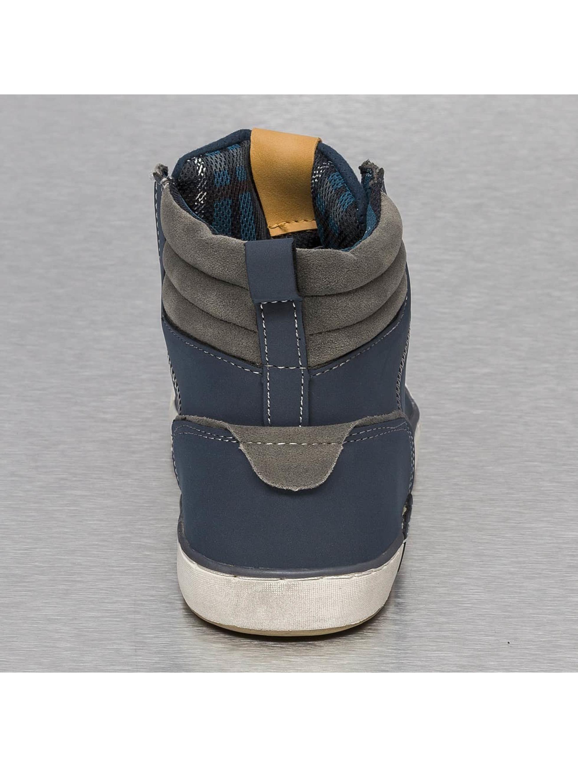 New York Style Sneaker Toronto blau