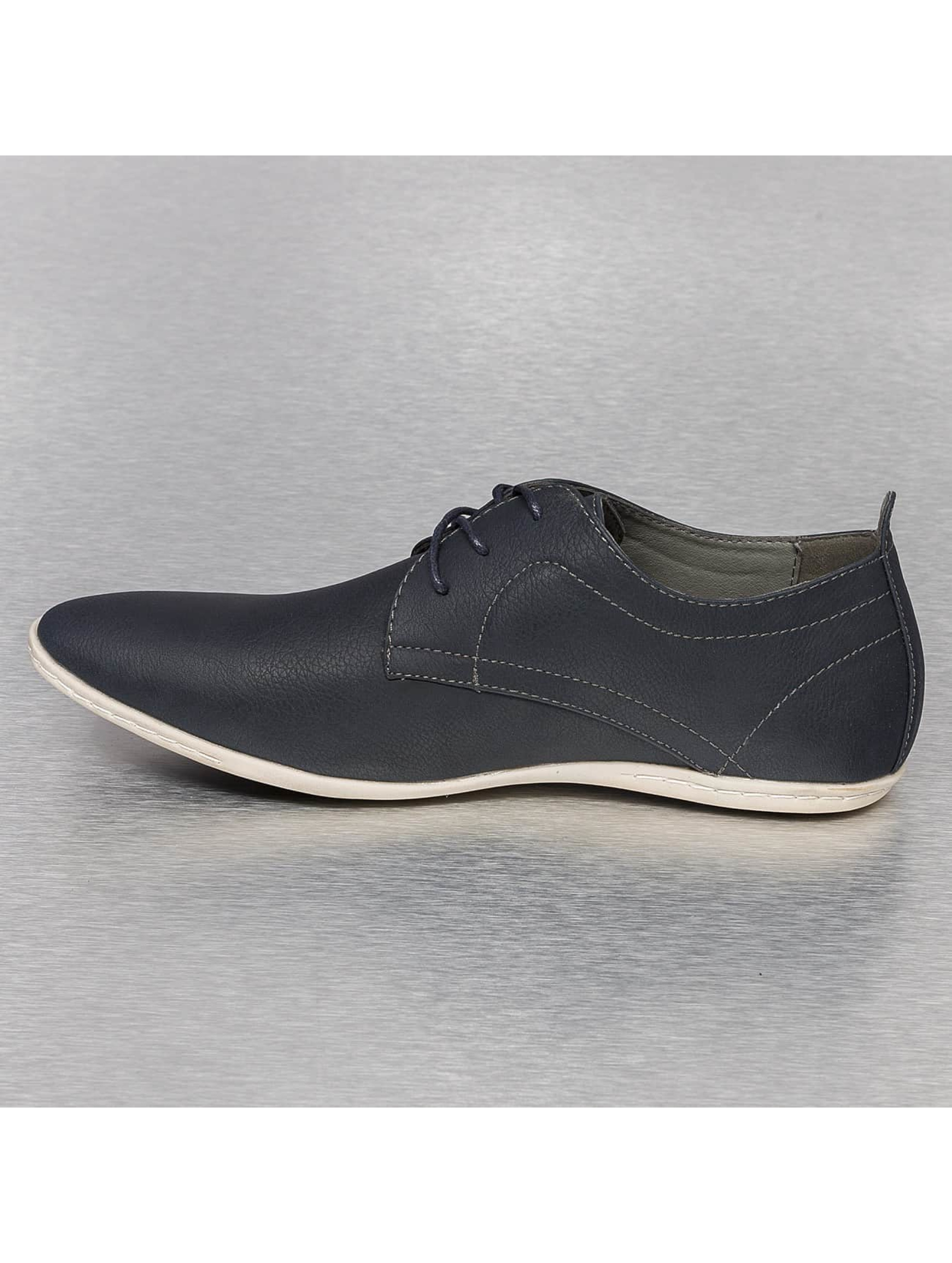 New York Style Sneaker Low blau