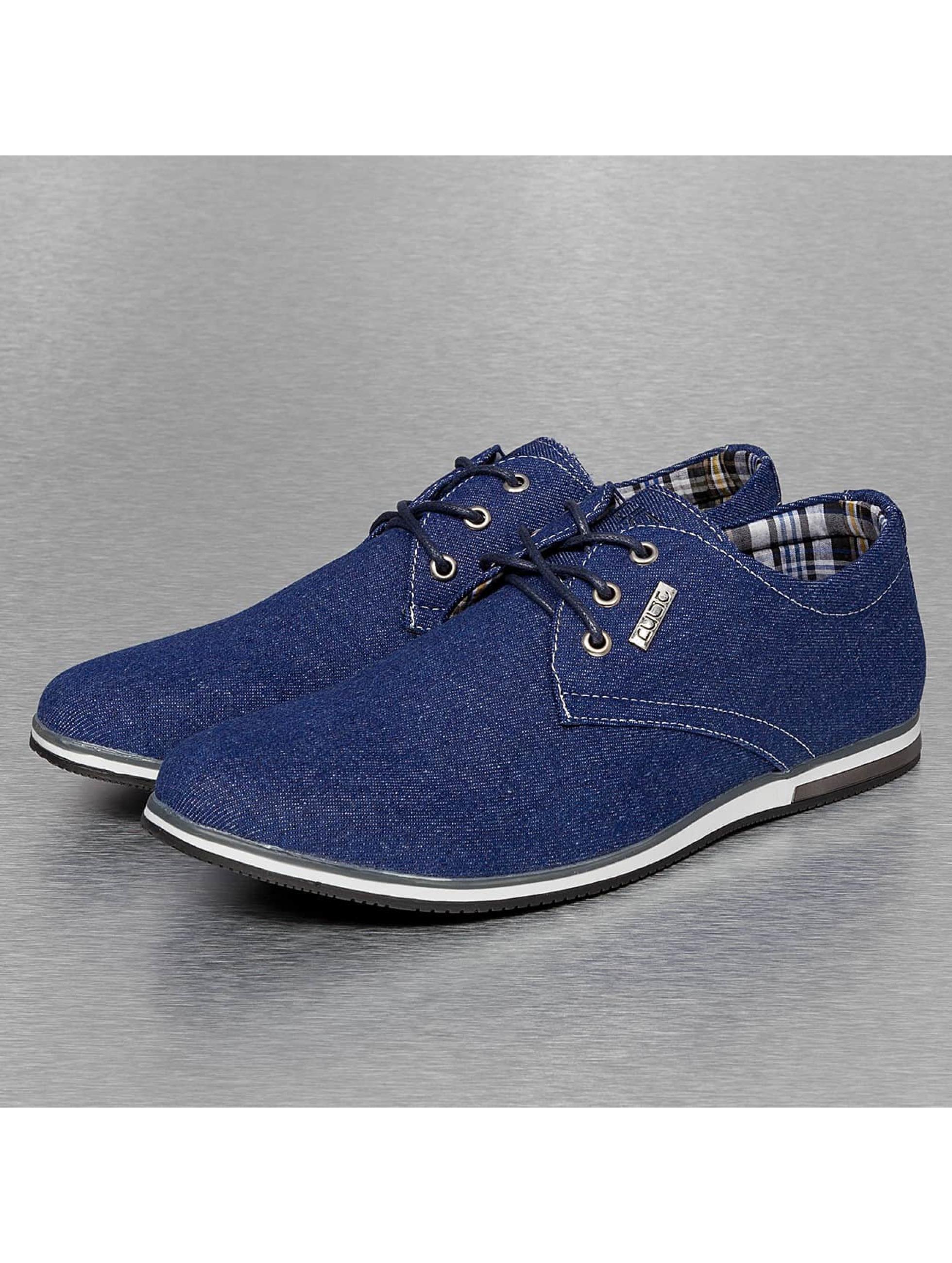 New York Style Sneaker Galway Denim blu