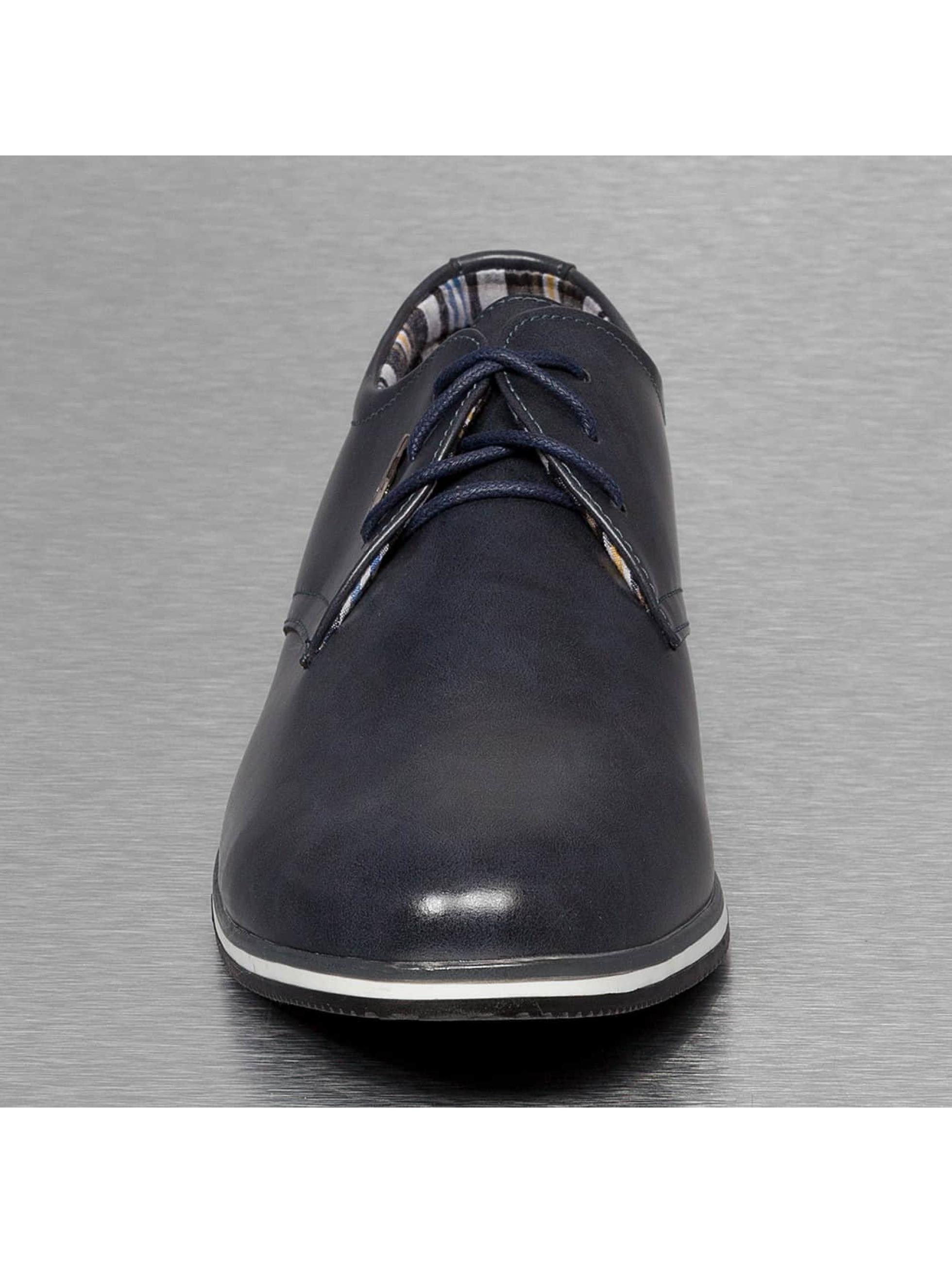 New York Style Sneaker Galway blu