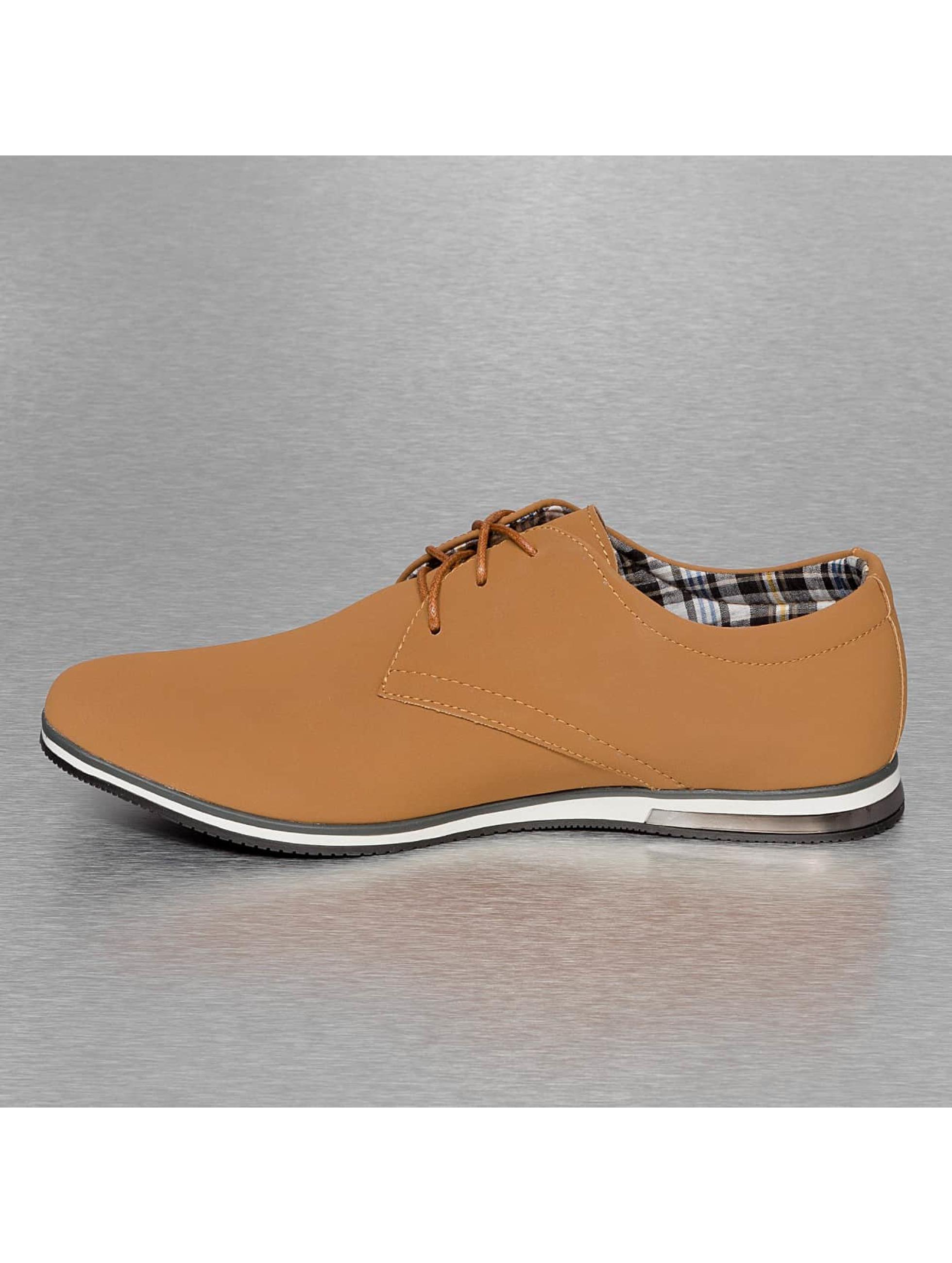New York Style Sneaker Galway braun