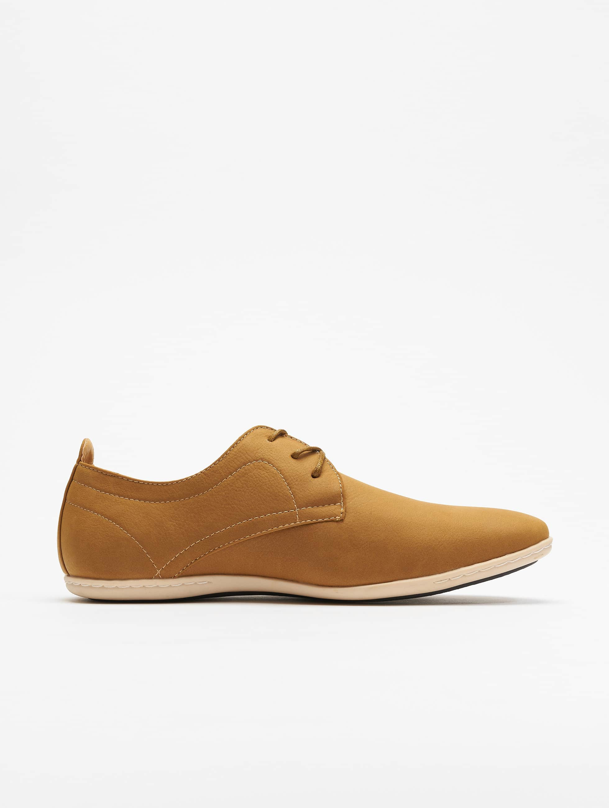 New York Style Sneaker Low braun