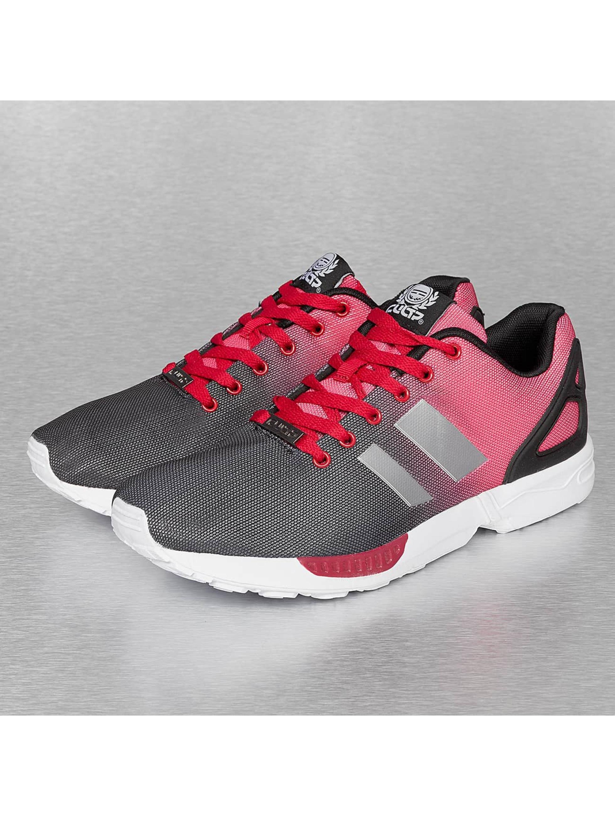 New York Style Sneaker Henderson grau
