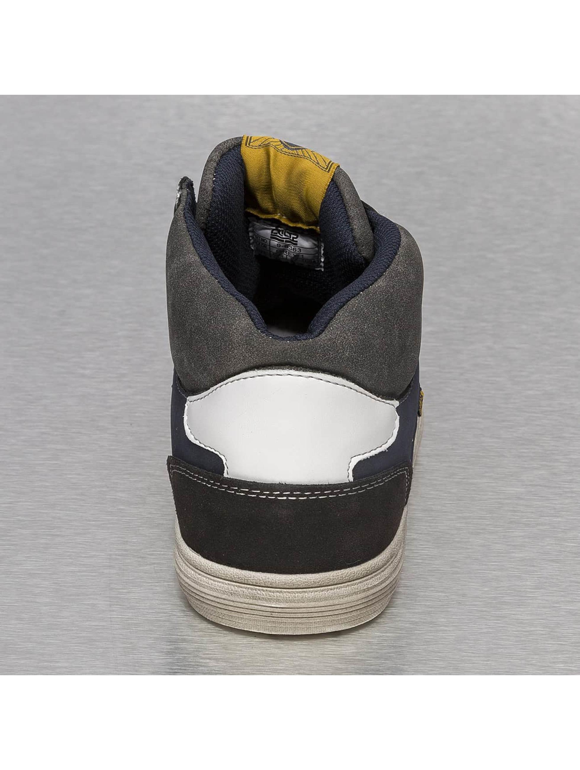 New York Style Sneaker Kairo grau