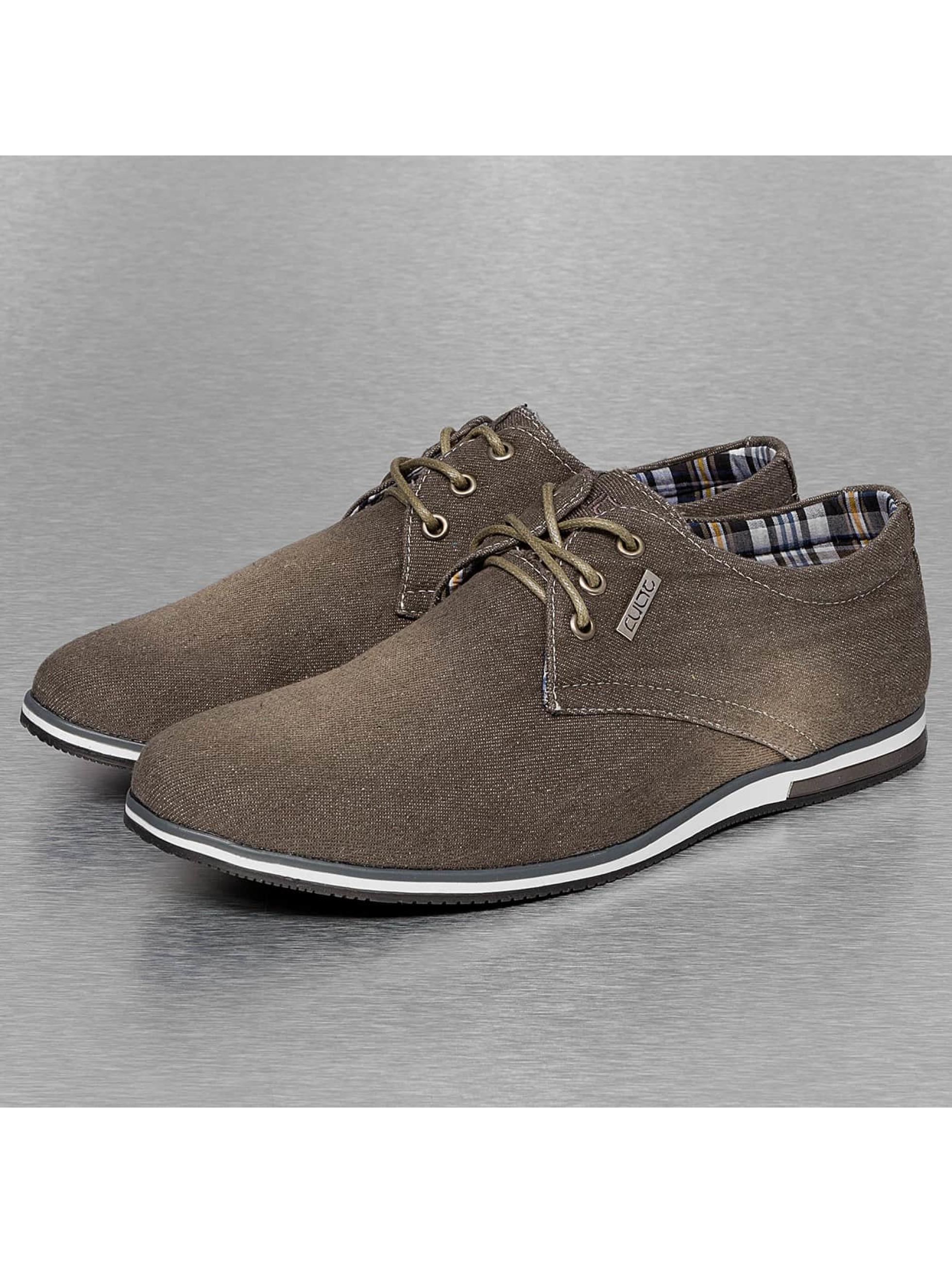 New York Style Sneaker Galway Denim khaki