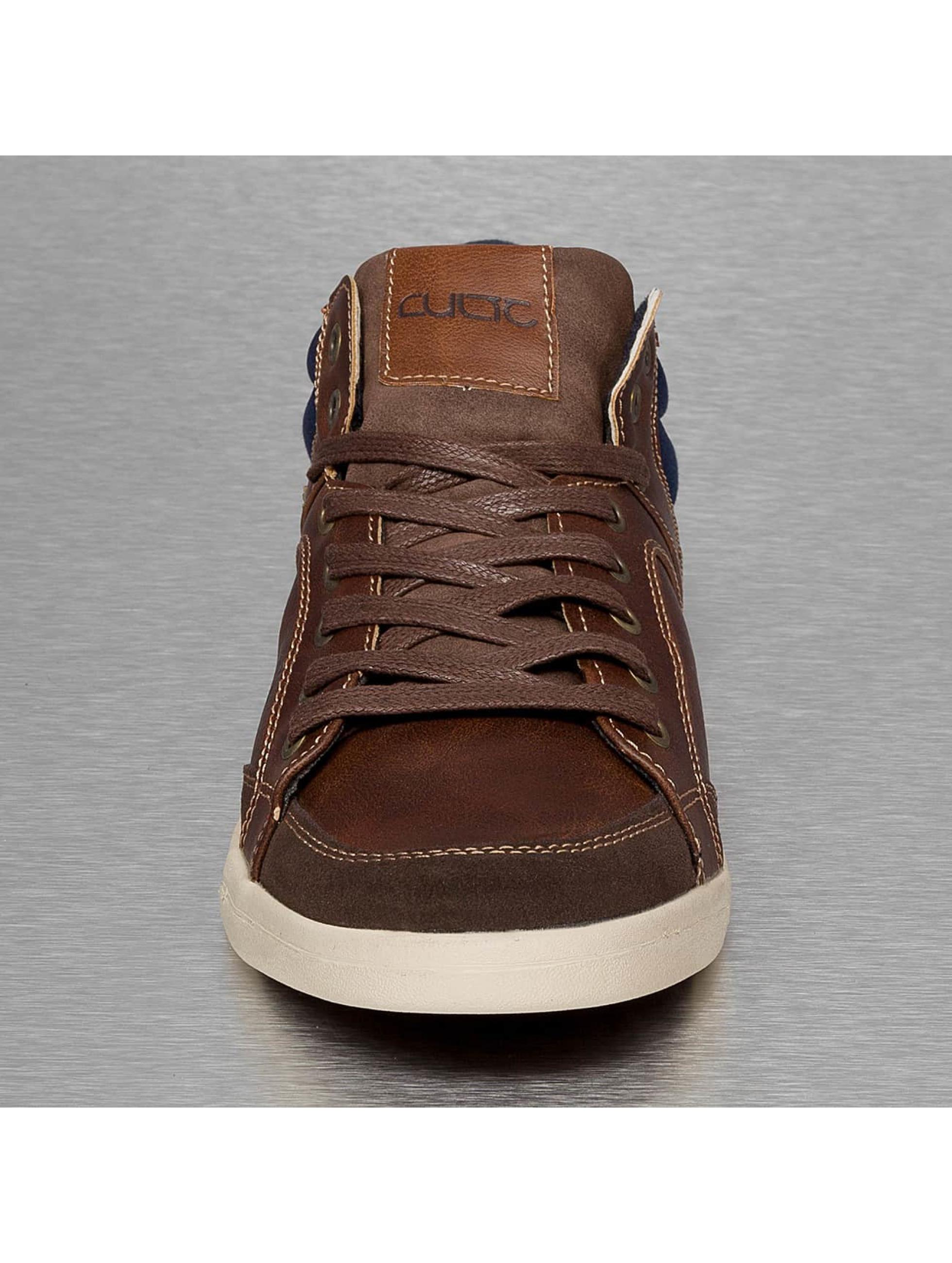 New York Style sneaker Genua khaki