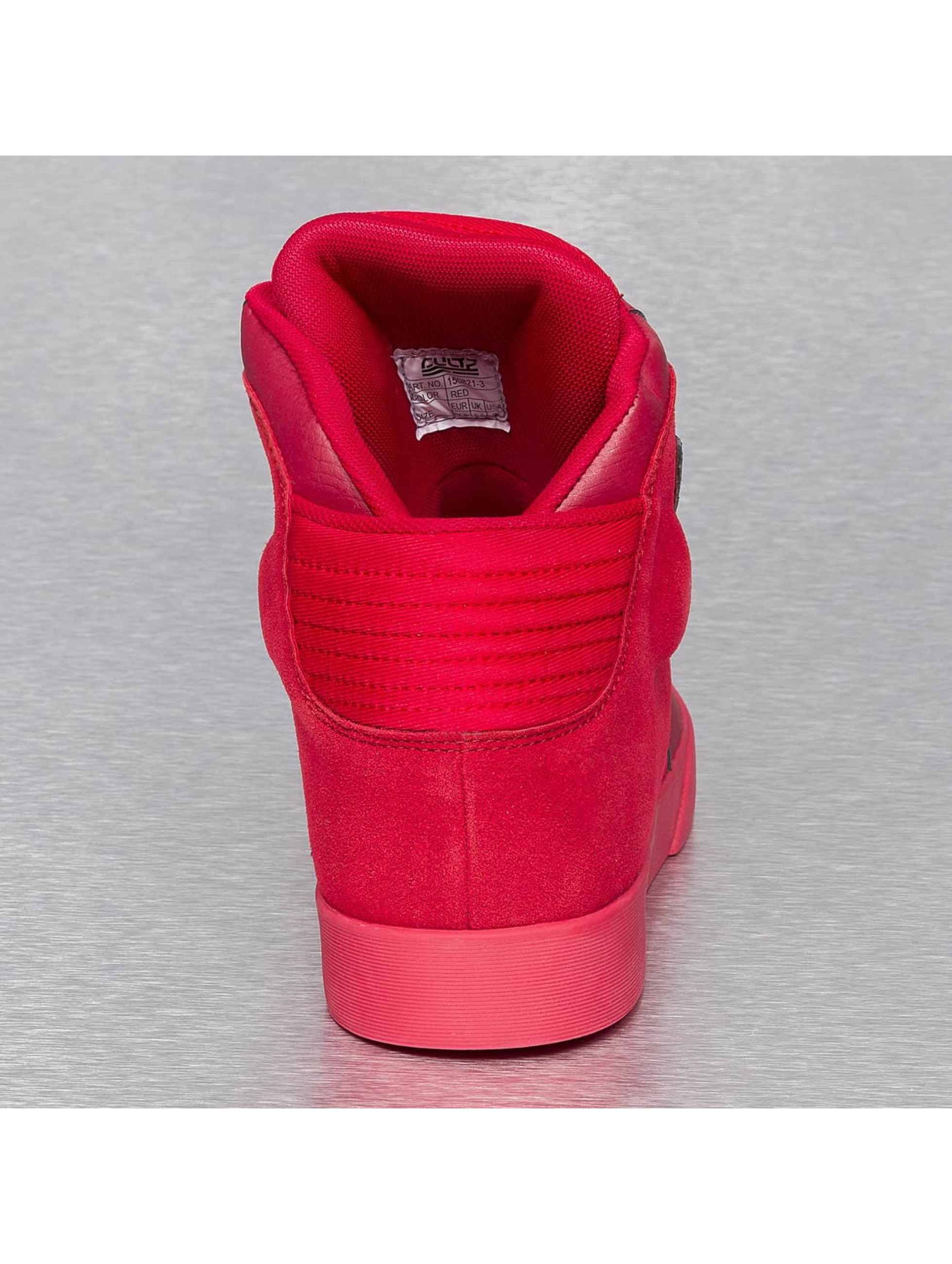 New York Style sneaker Big Red rood