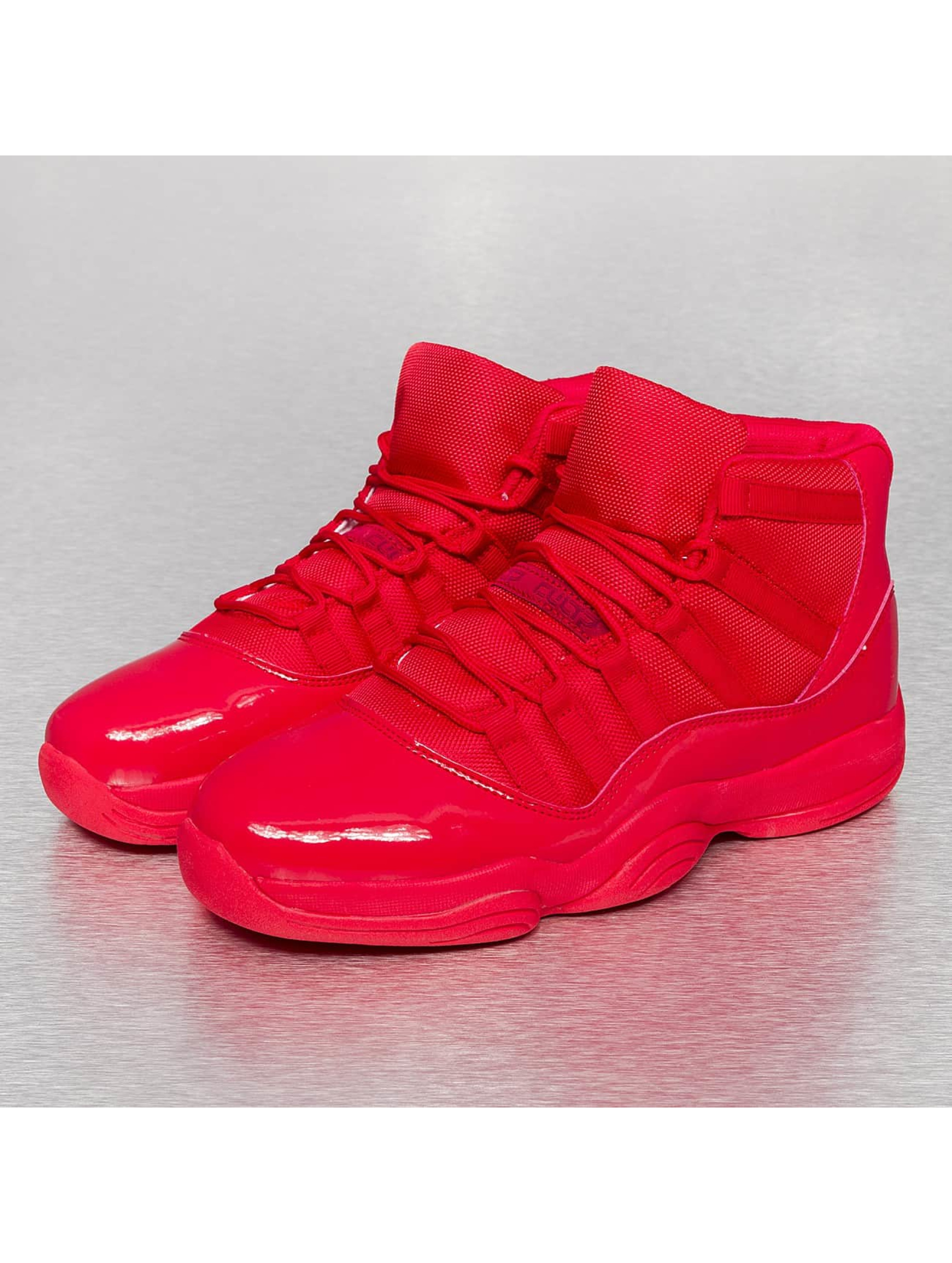 New York Style sneaker Chicago rood