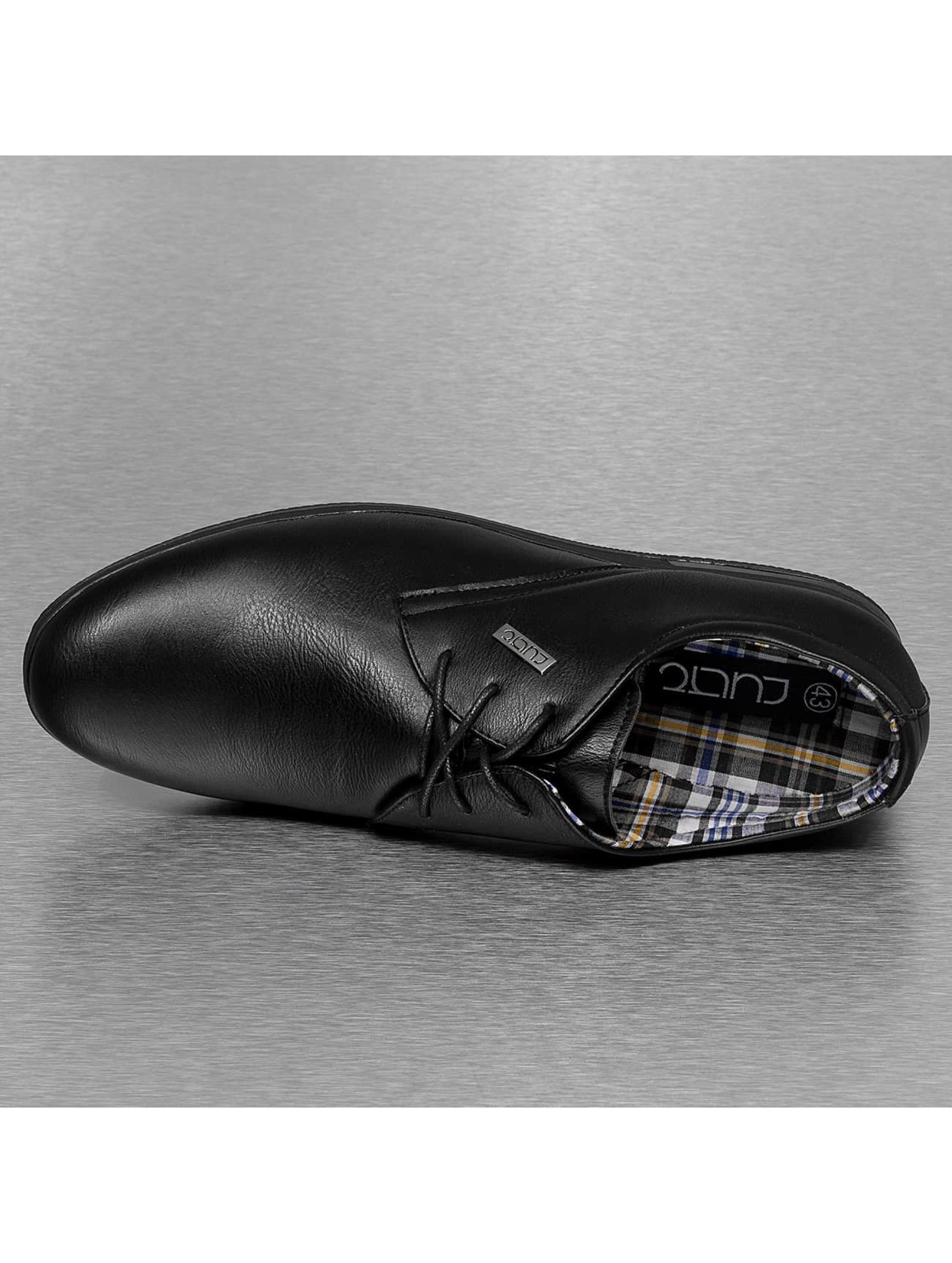 New York Style Sneaker Galway schwarz