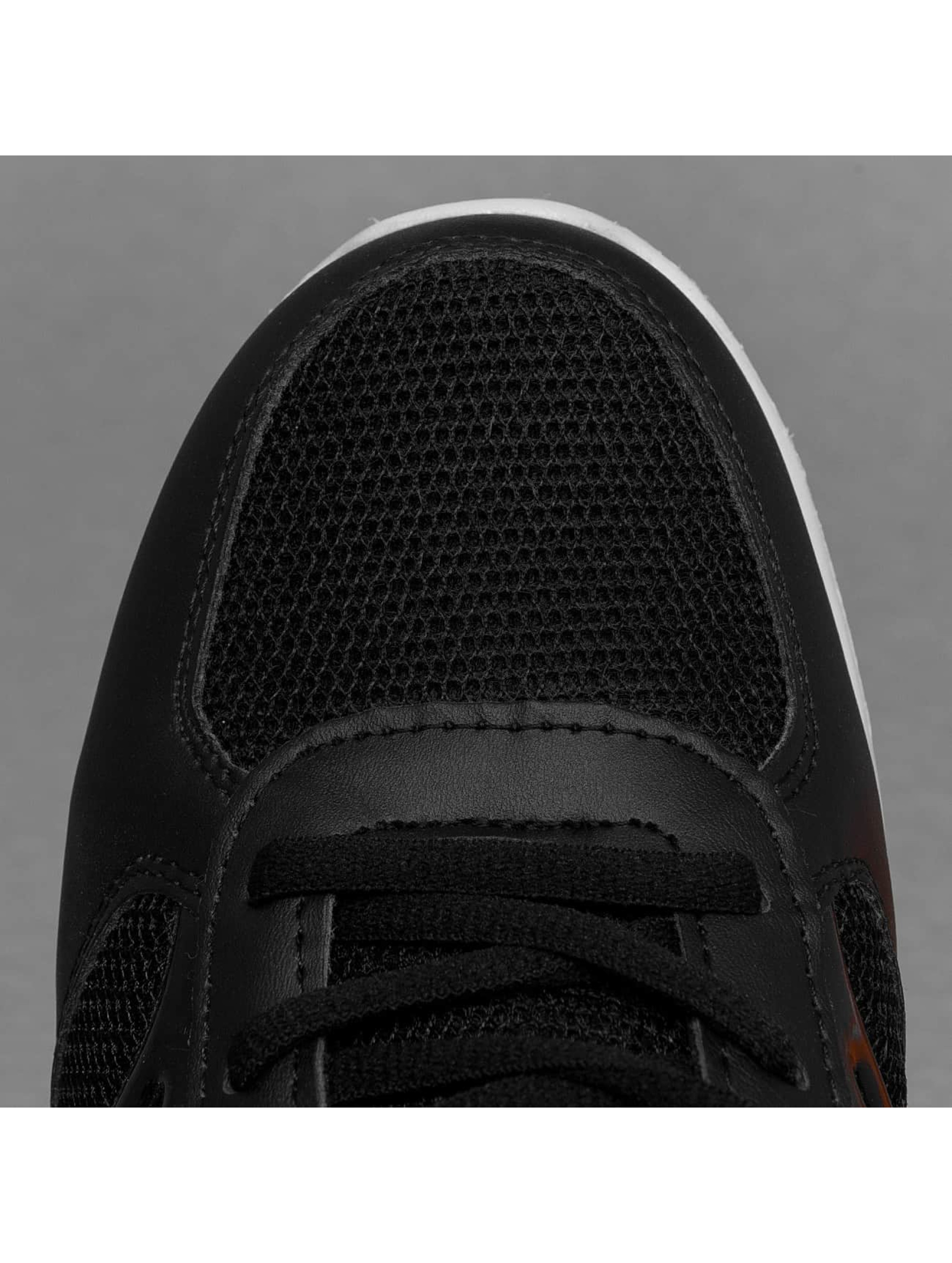 New York Style Sneaker D.T. schwarz