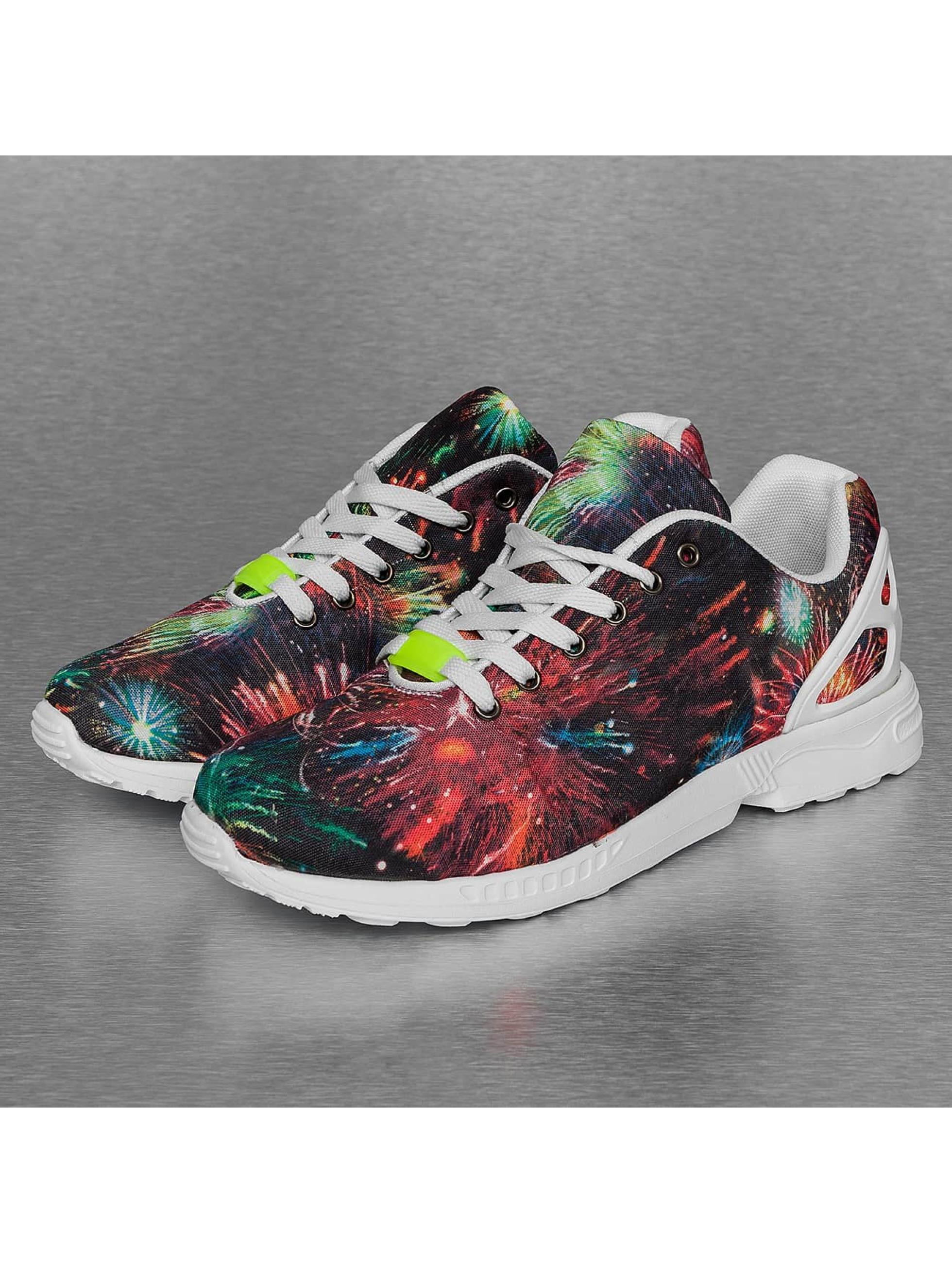 New York Style Sneaker Low Top schwarz