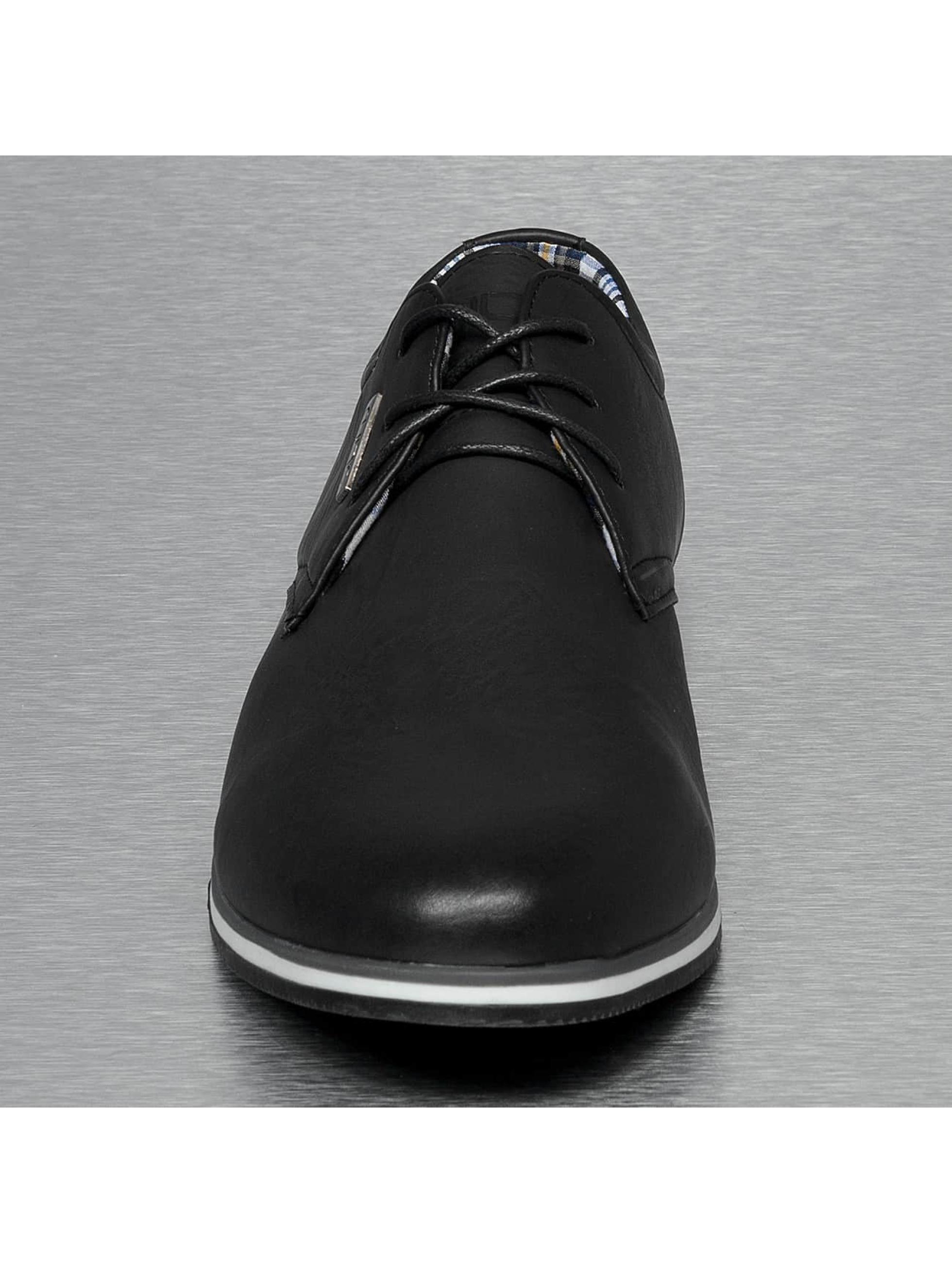 New York Style sneaker Galway zwart