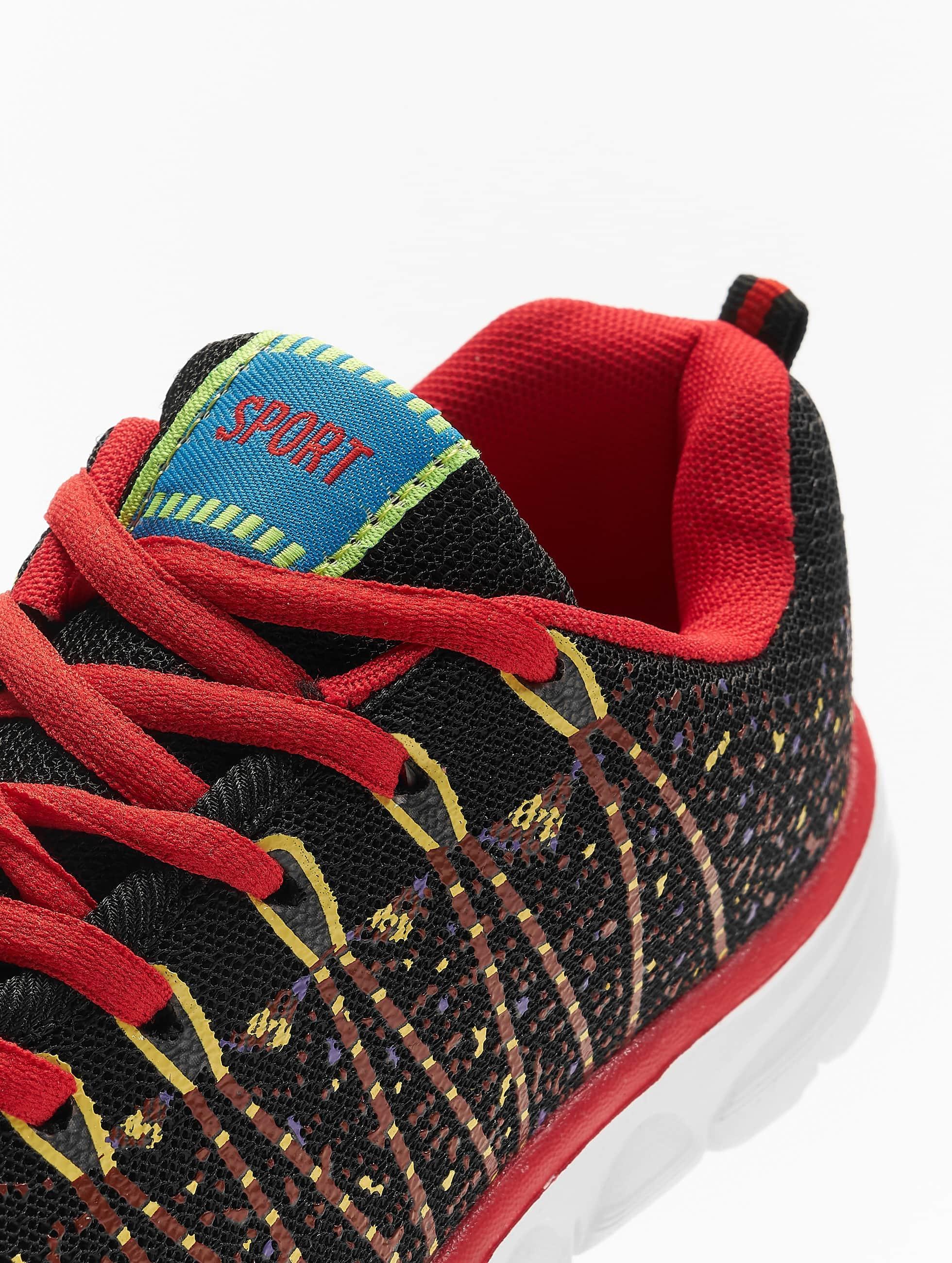 New York Style Sneakers Sport èierna